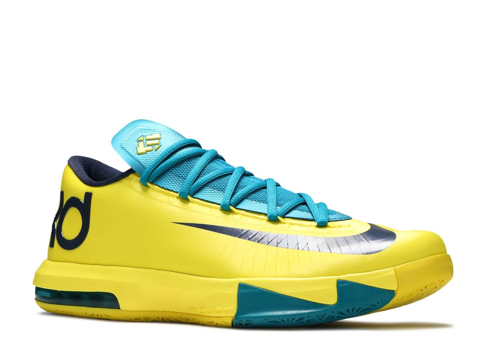 Nike Shoes Yellowing