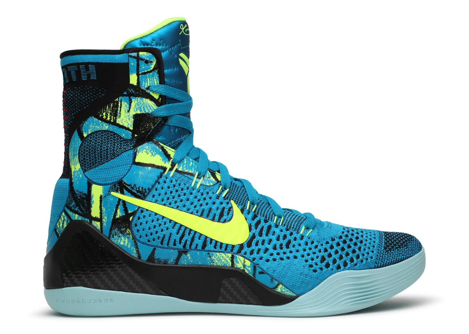 sports shoes fc9b6 93f7e kobe 9 elite