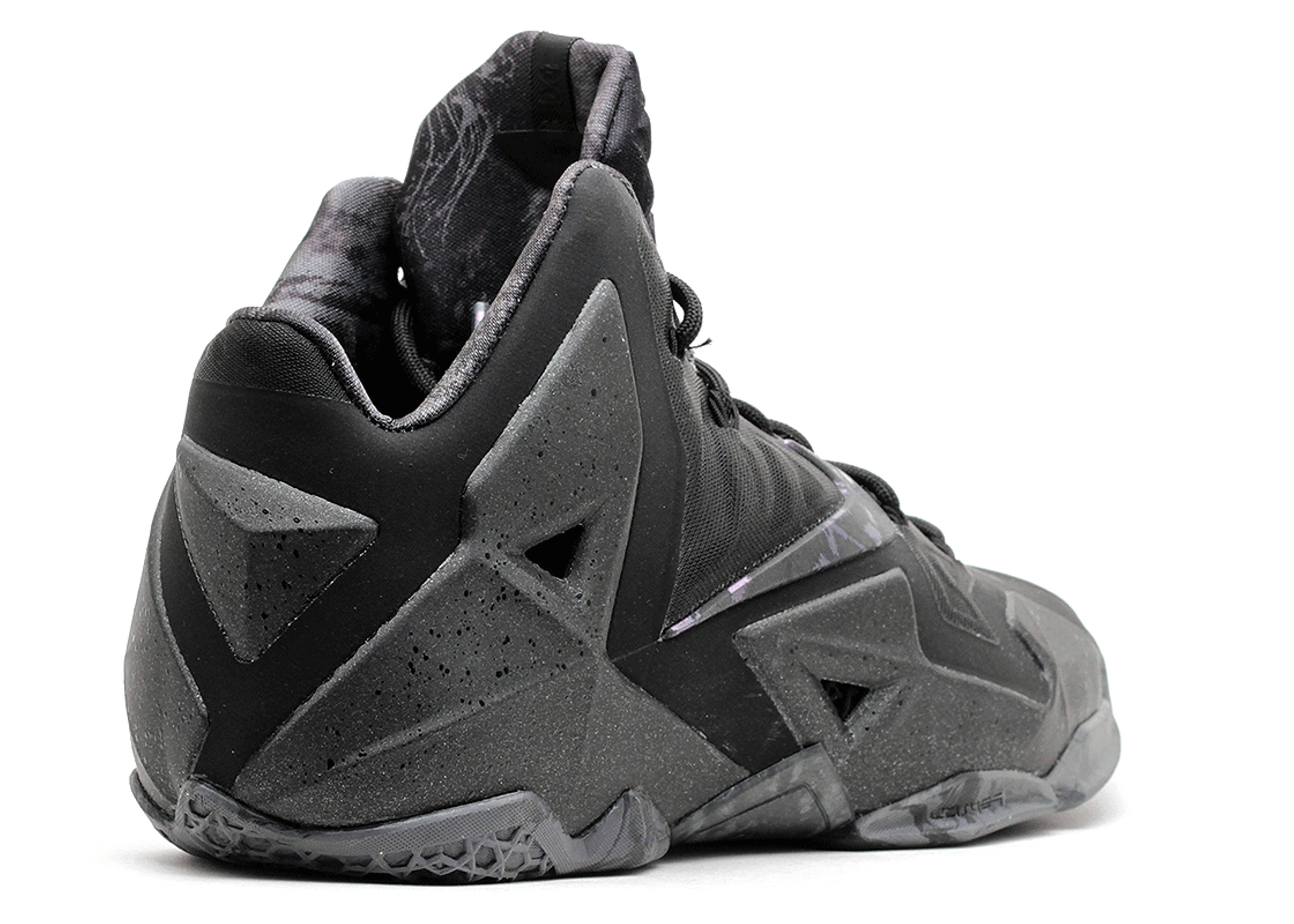 finest selection a0be7 7d2a0 ... spain lebron 11 blackout nike 616175 090 black multi color anthracite  flight club 6f859 cf4bc