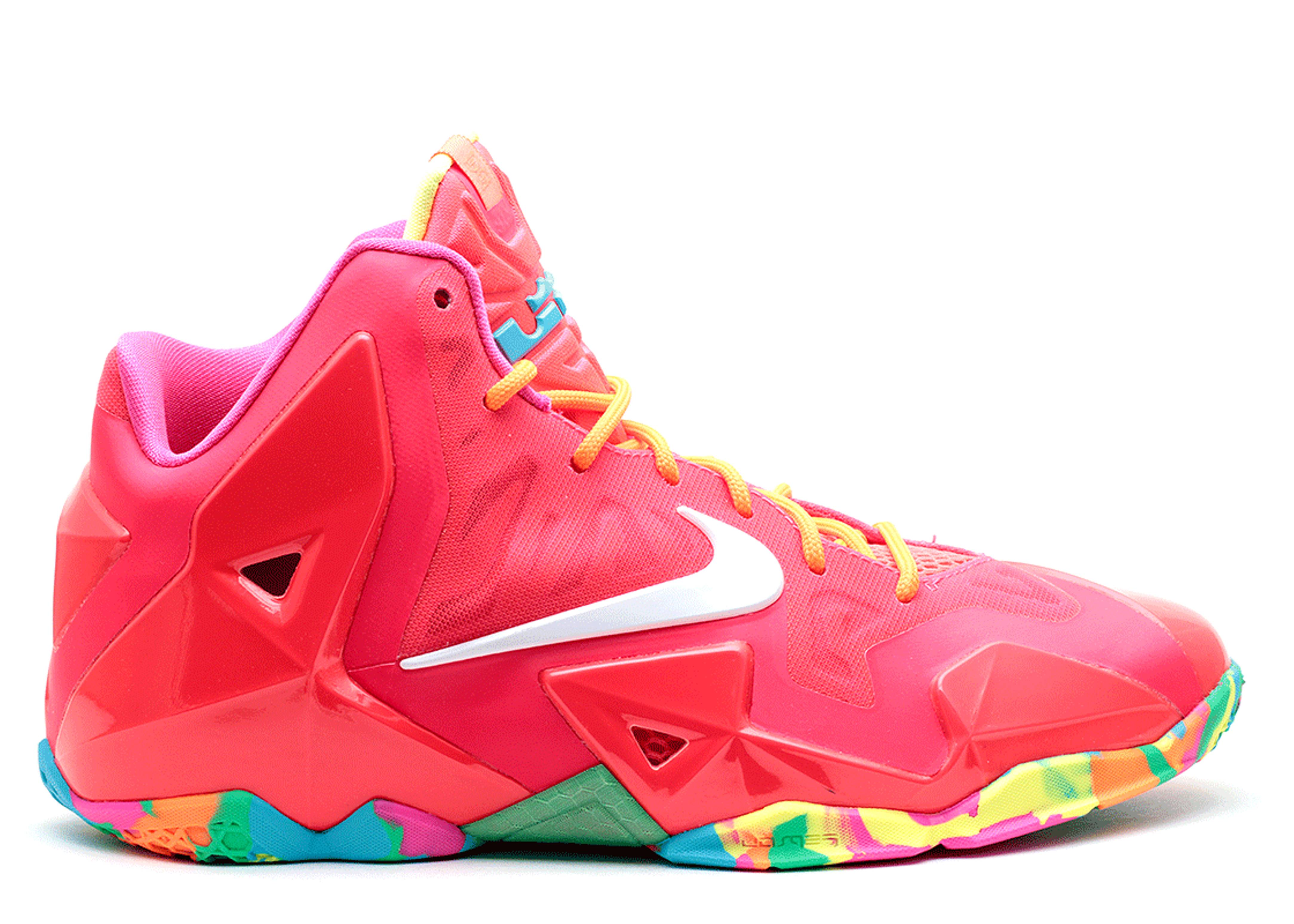 "lebron 11 (gs) ""fruity pebbles"""