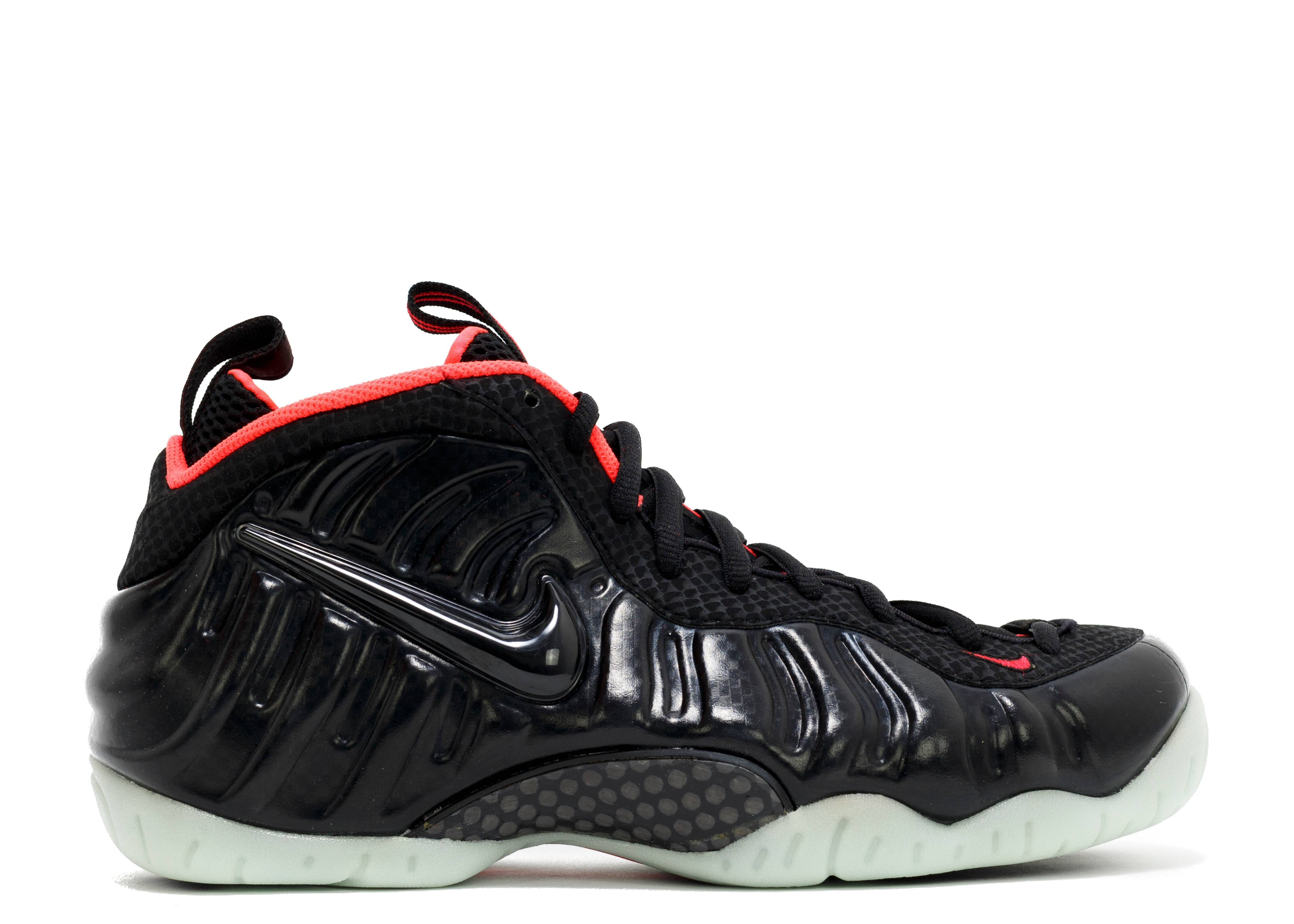 Detailed Images Of The Nike Air Foamposite Pro University Red