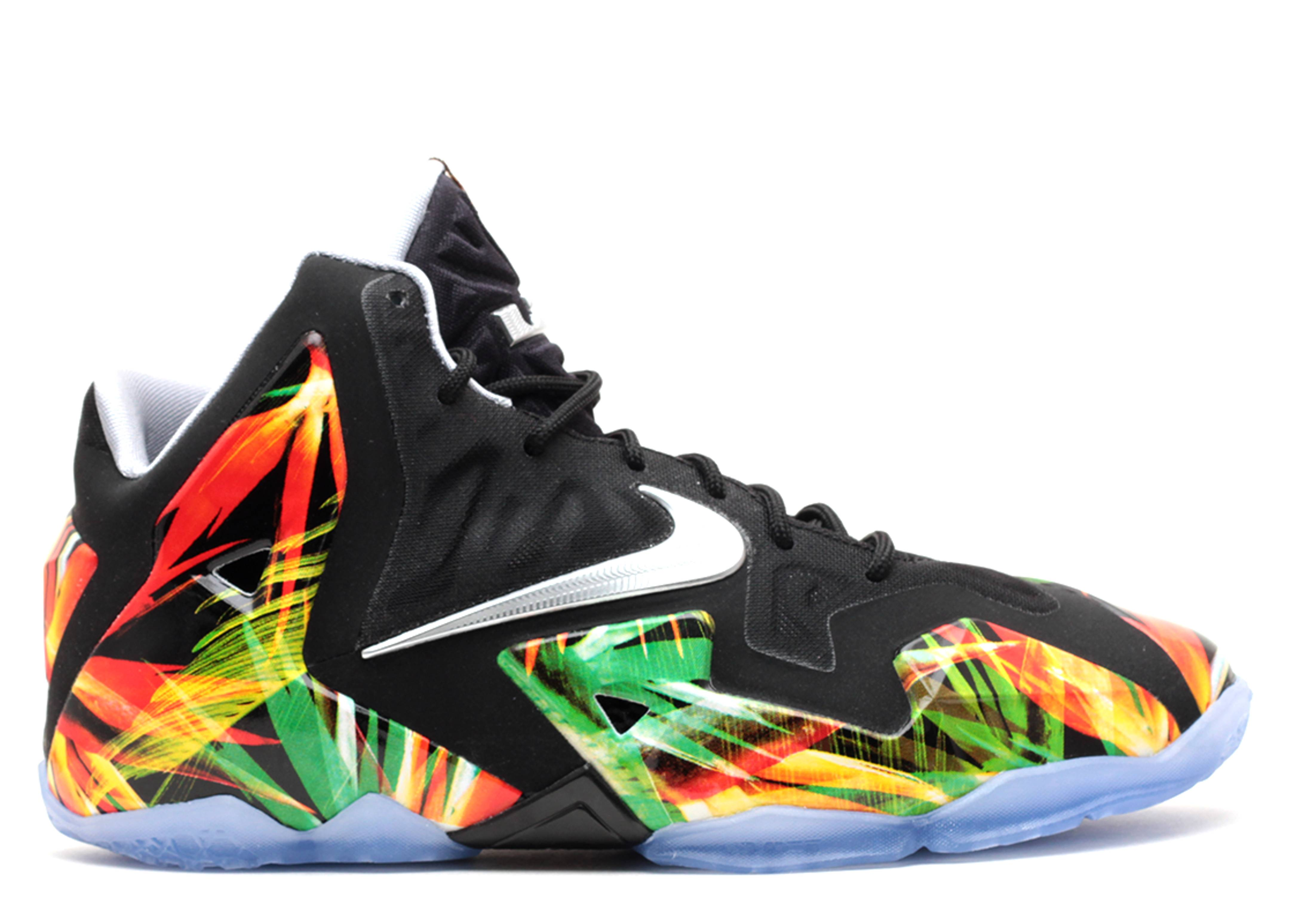 "lebron 11 (gs) ""reverse king's pride"""