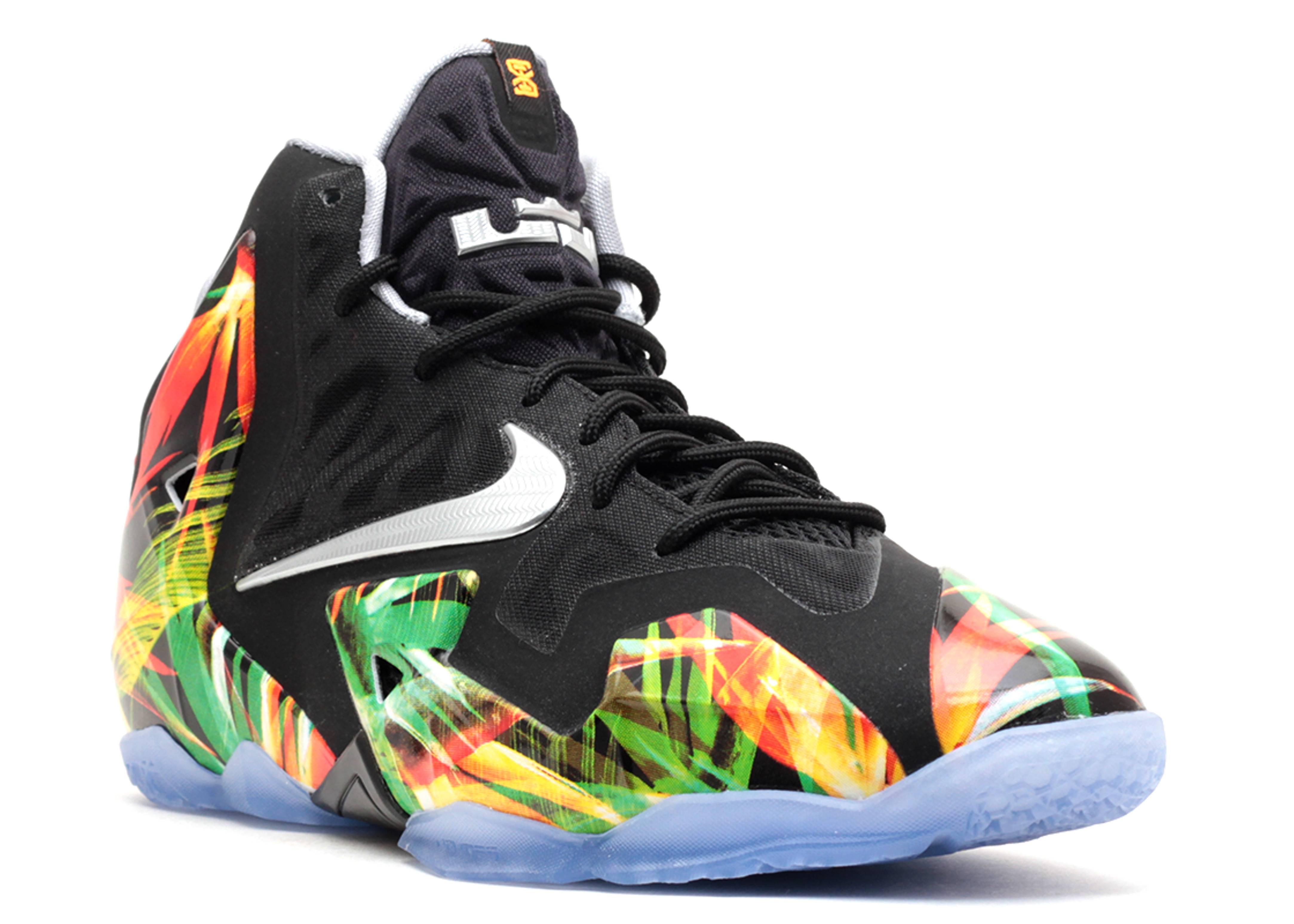 Lebron 11 Kings Pride Socks