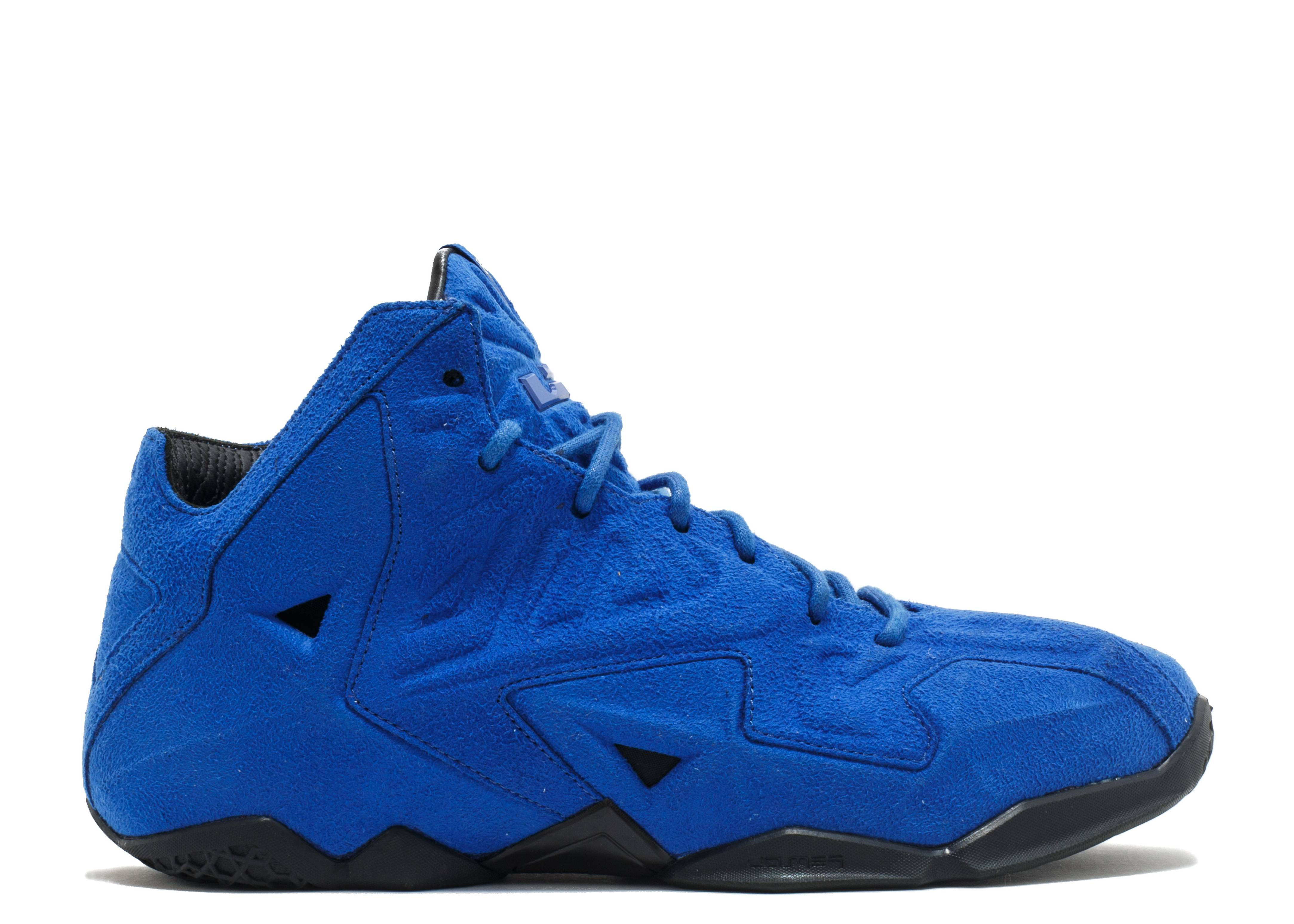 "lebron 11 ext suede qs ""Game Royal"""