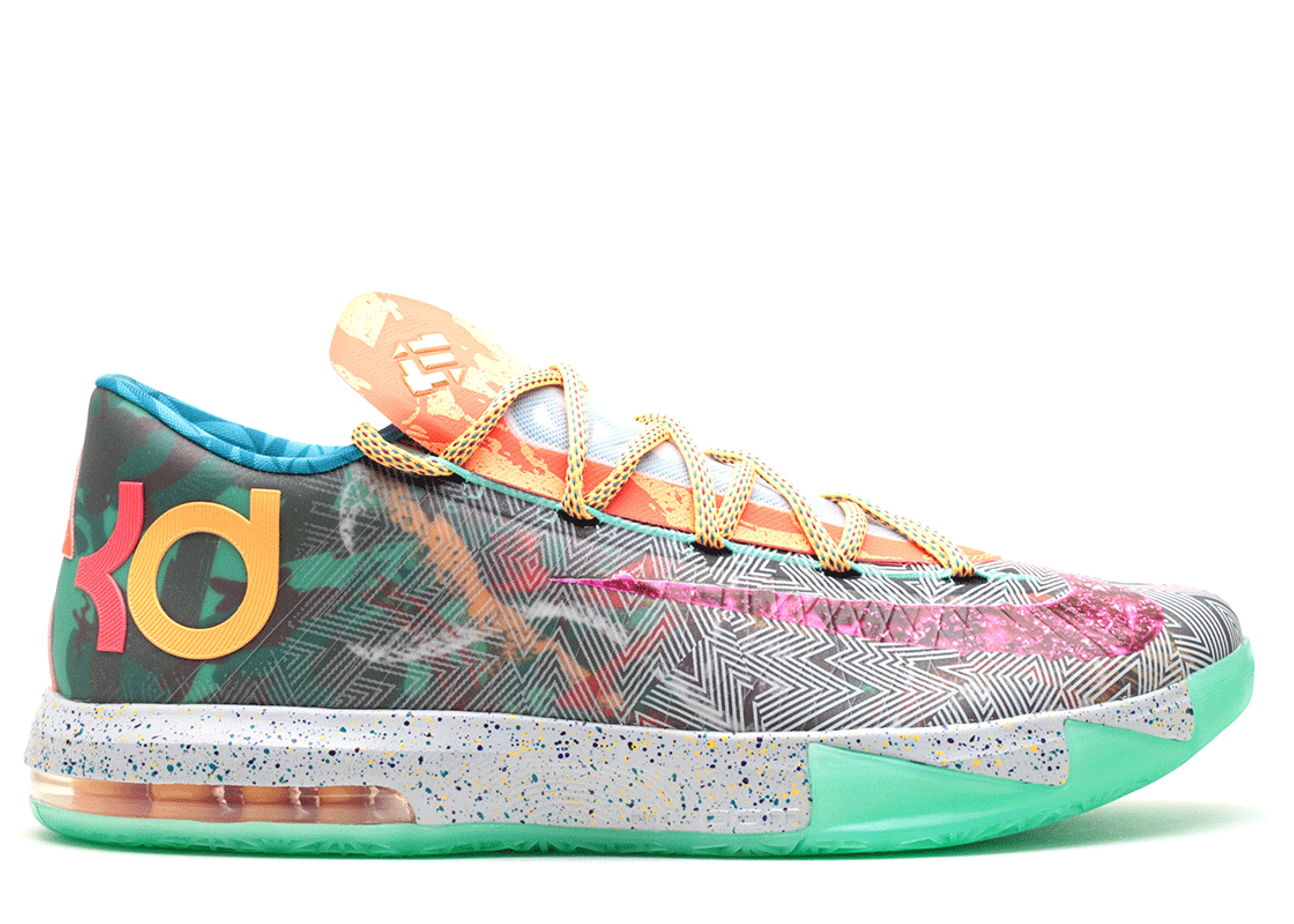 "kd 6 premium ""what the kd"""