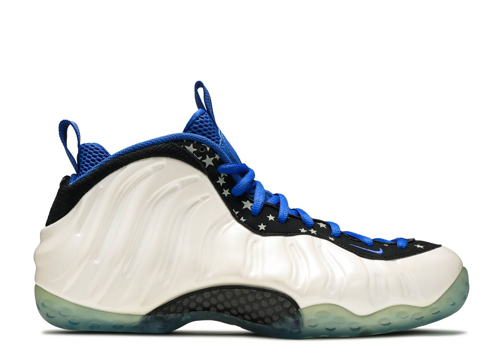"air foamposite one ""shooting stars pack"""