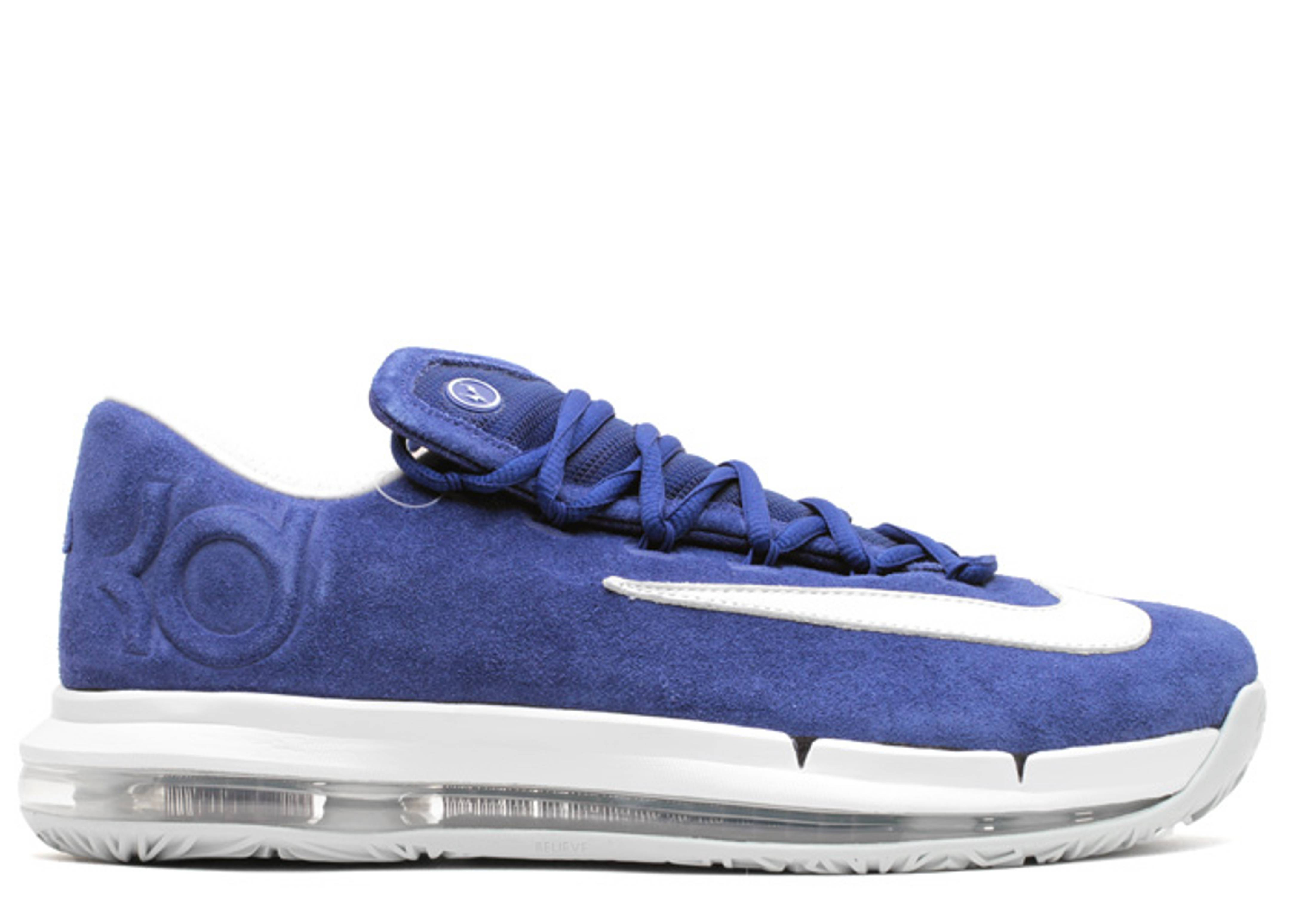 "Fragment Design x KD 6 Elite Premium 'Deep Royal' ""Deep Royal"""