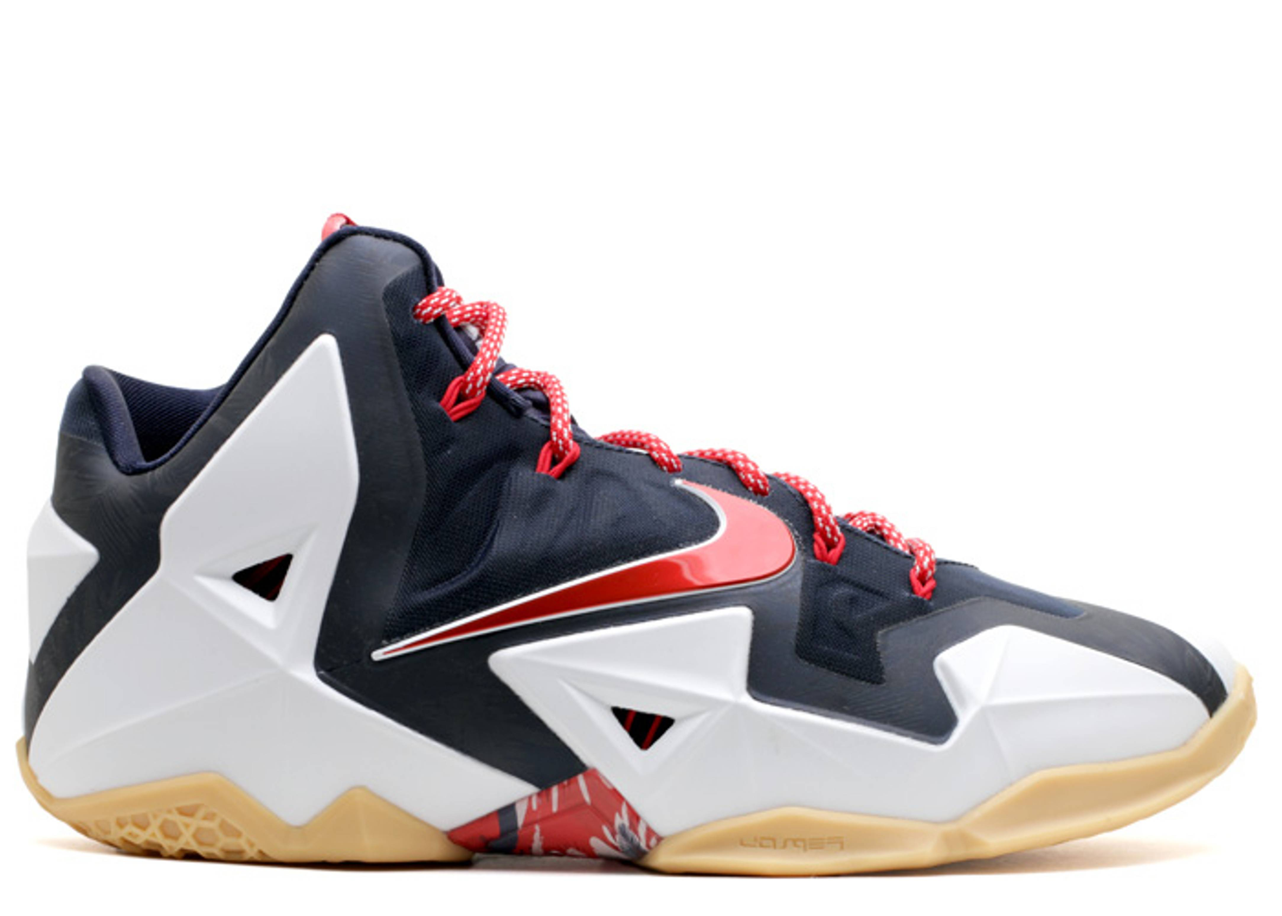 Cheap Nike Lebron XI Independence Day 616175 164