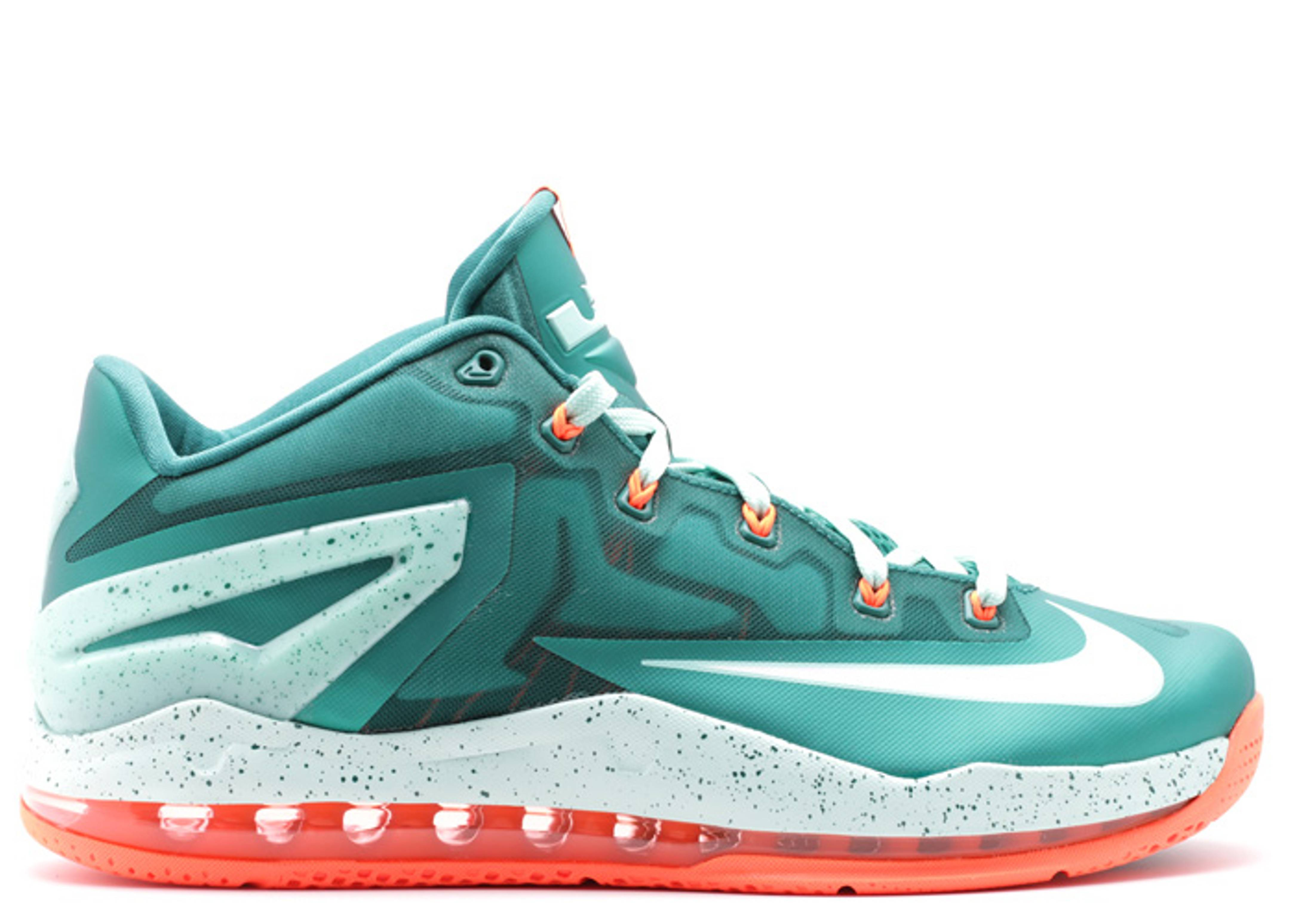 "max lebron 11 low ""Biscayne"""