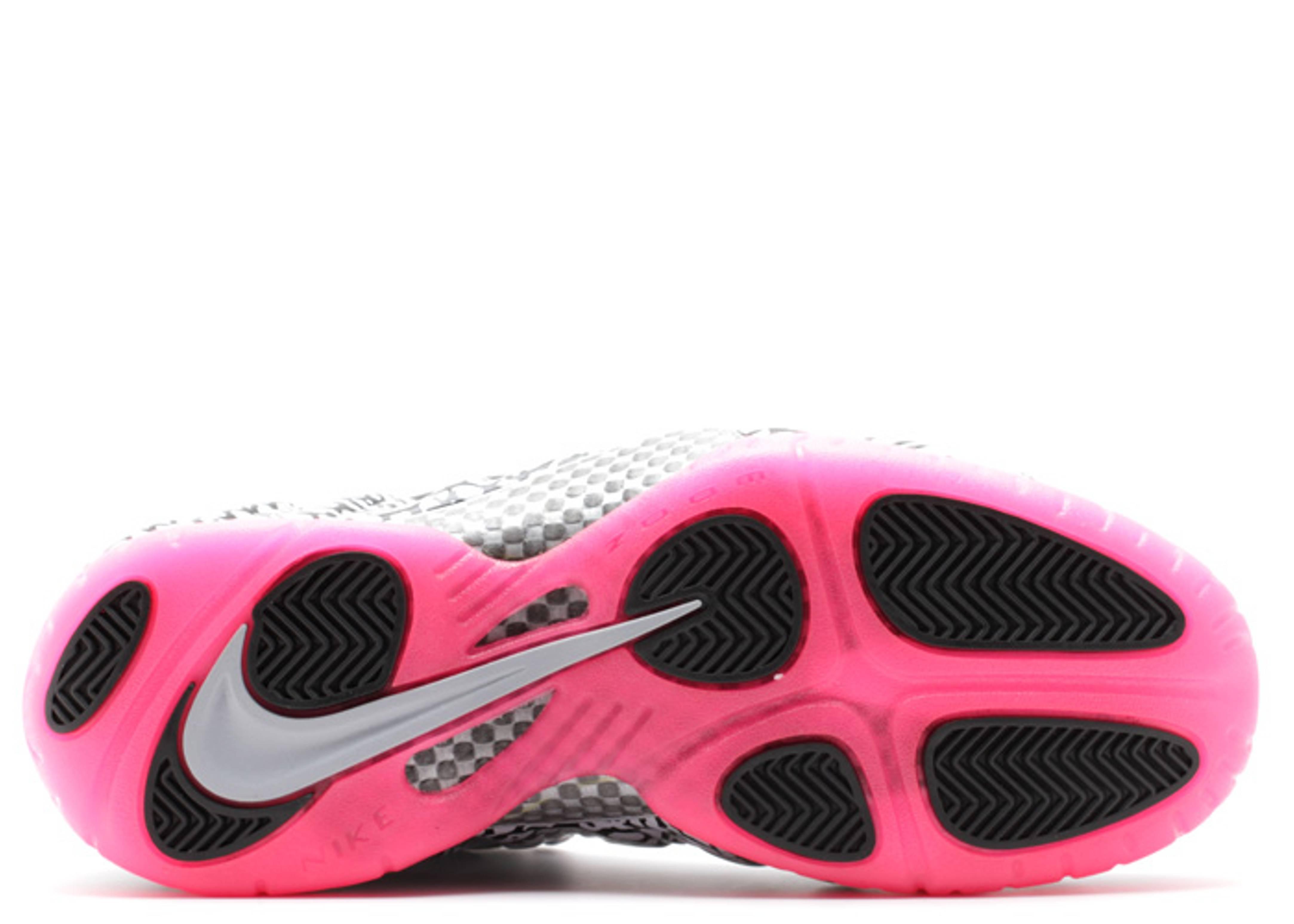 promo code 87908 06b8b ... nike air foamposite pro prm elephant print hyper rosa . ...