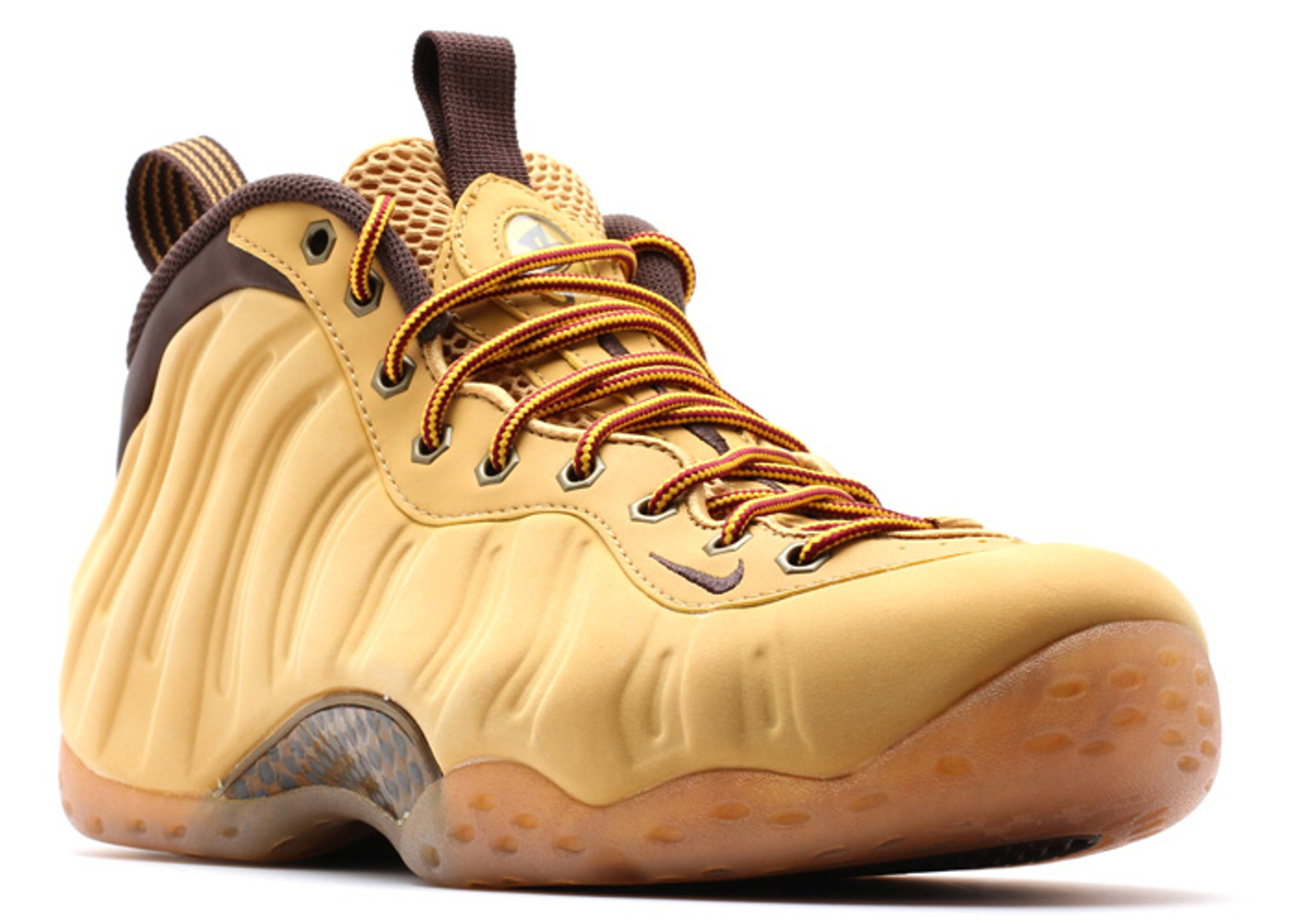 brand new 91469 efaba ... Nike Air Foamposite The Definitive Guide to Colorways Sole Collector Air  Foamposite One Prm ...