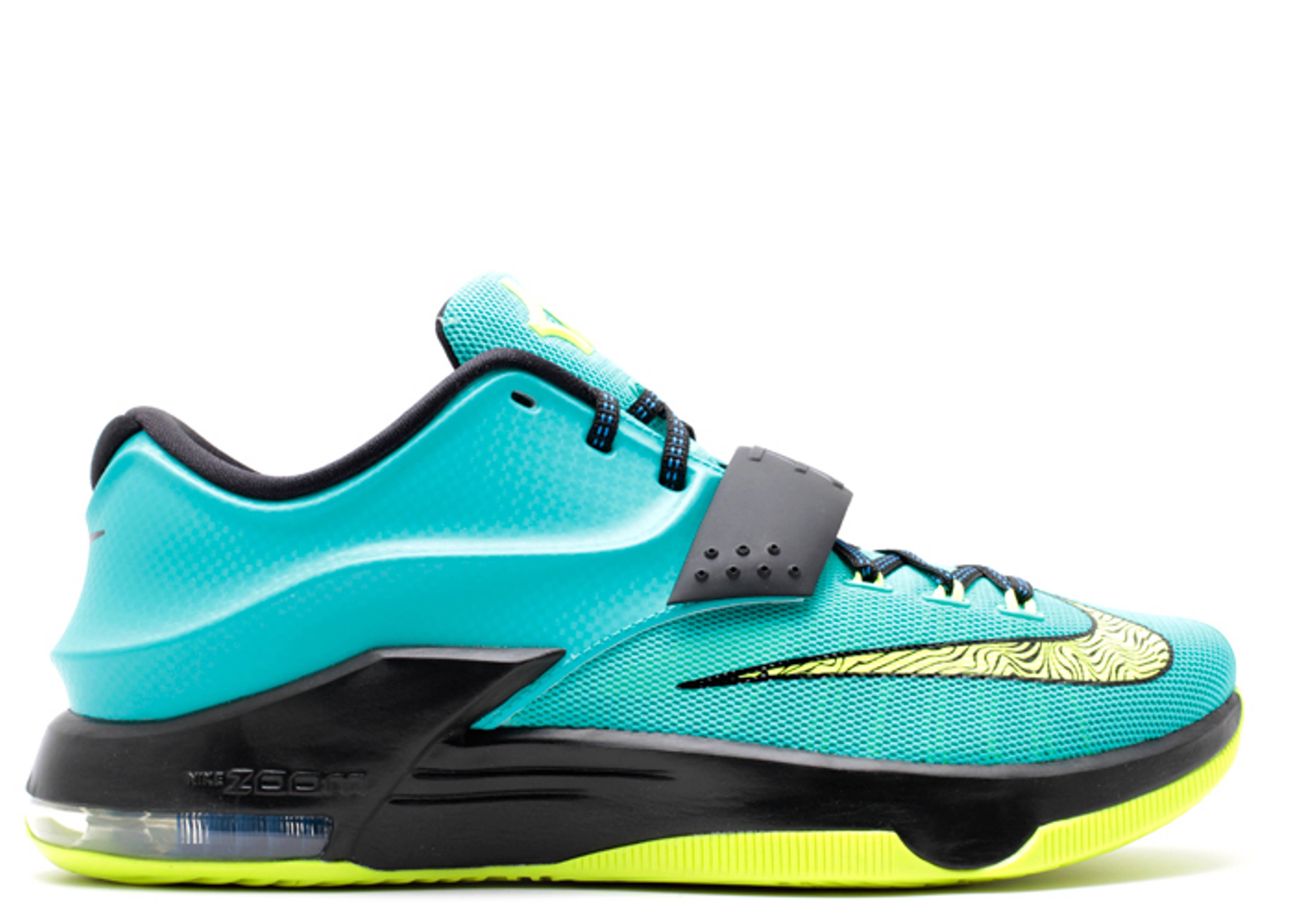 online store e854f 262aa ... top quality kd 7 uprising hyper jade volt black photo bab40 342bb