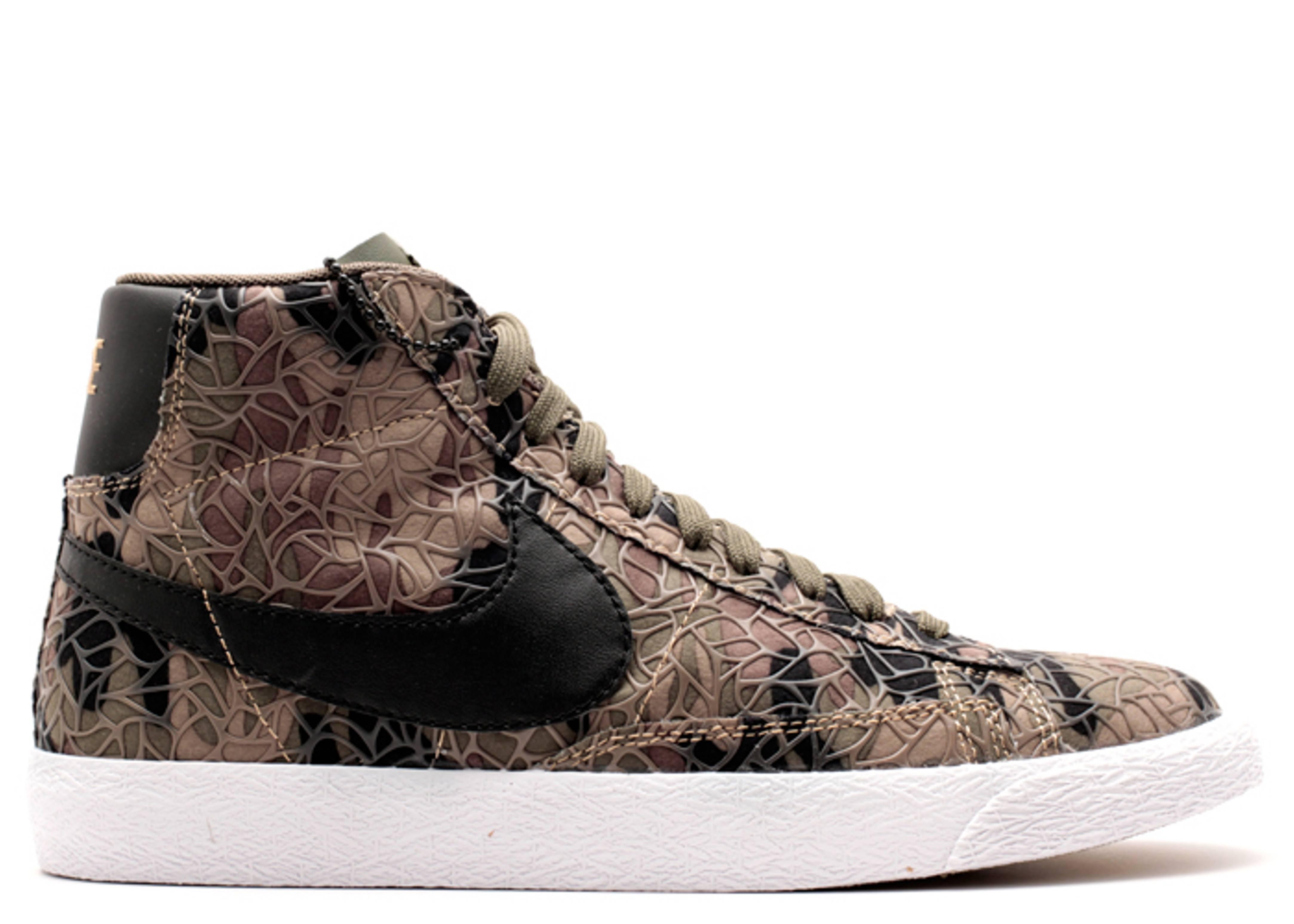 Nike Blazer Mid Prm Vntg Qs - Jean Kaki / Kakis Cargo sneakernews visiter le nouveau magasin à vendre paiement sécurisé sortie rabais bCnkX0NzJQ