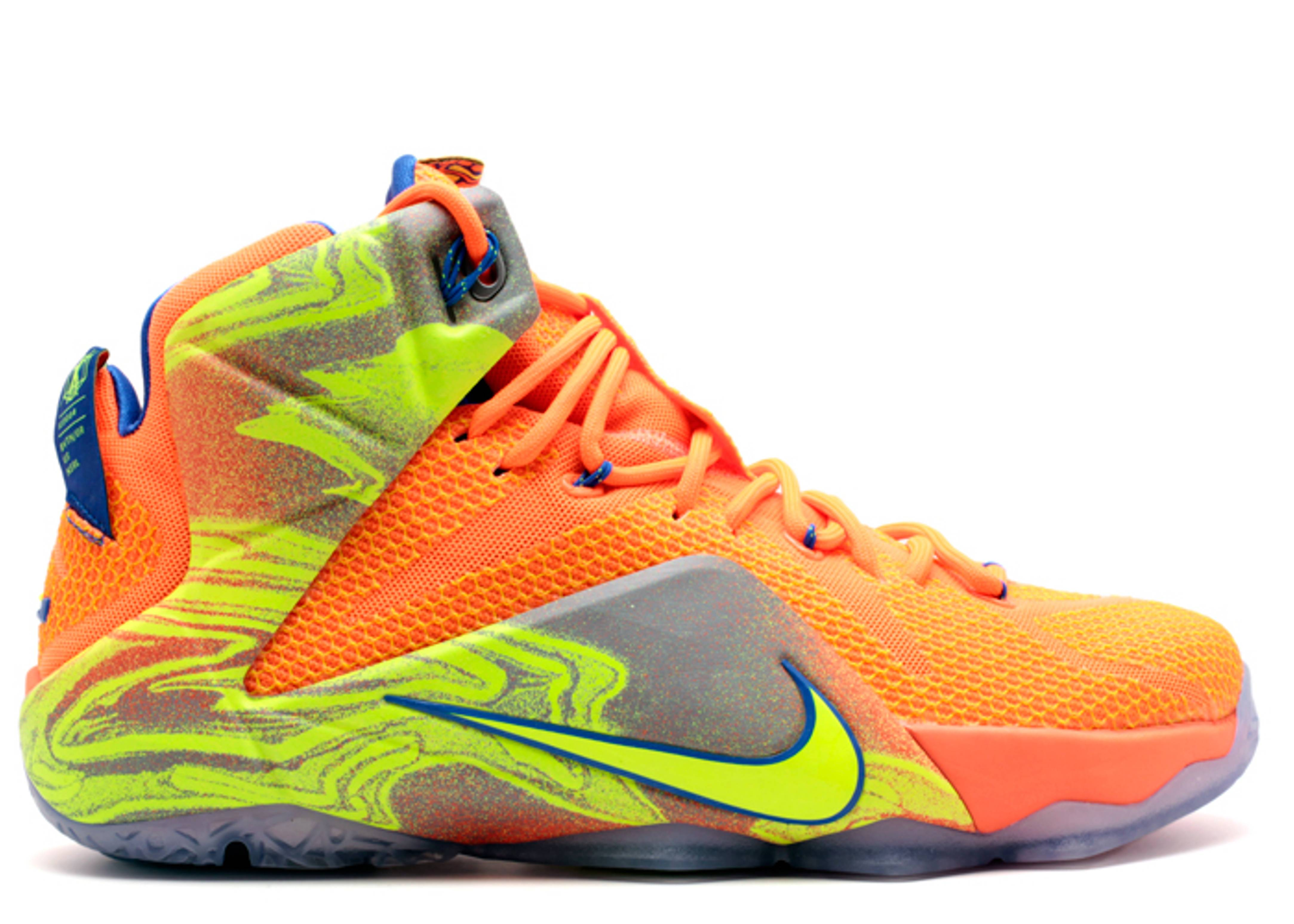 lebron 12 six meridians - photo #5