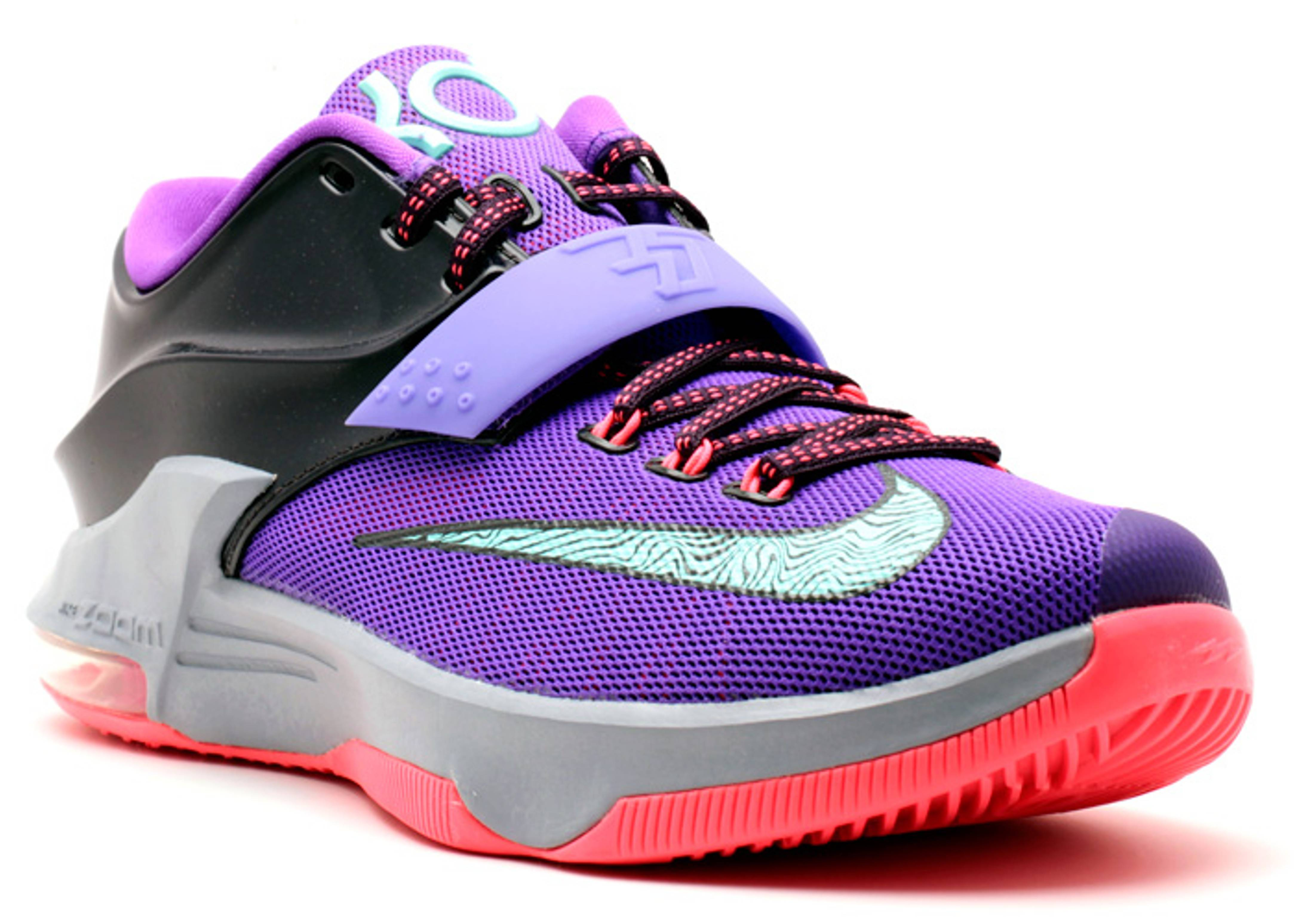 kd 7  u0026quot cave purple u0026quot  - nike - 653996 535  blchd trq