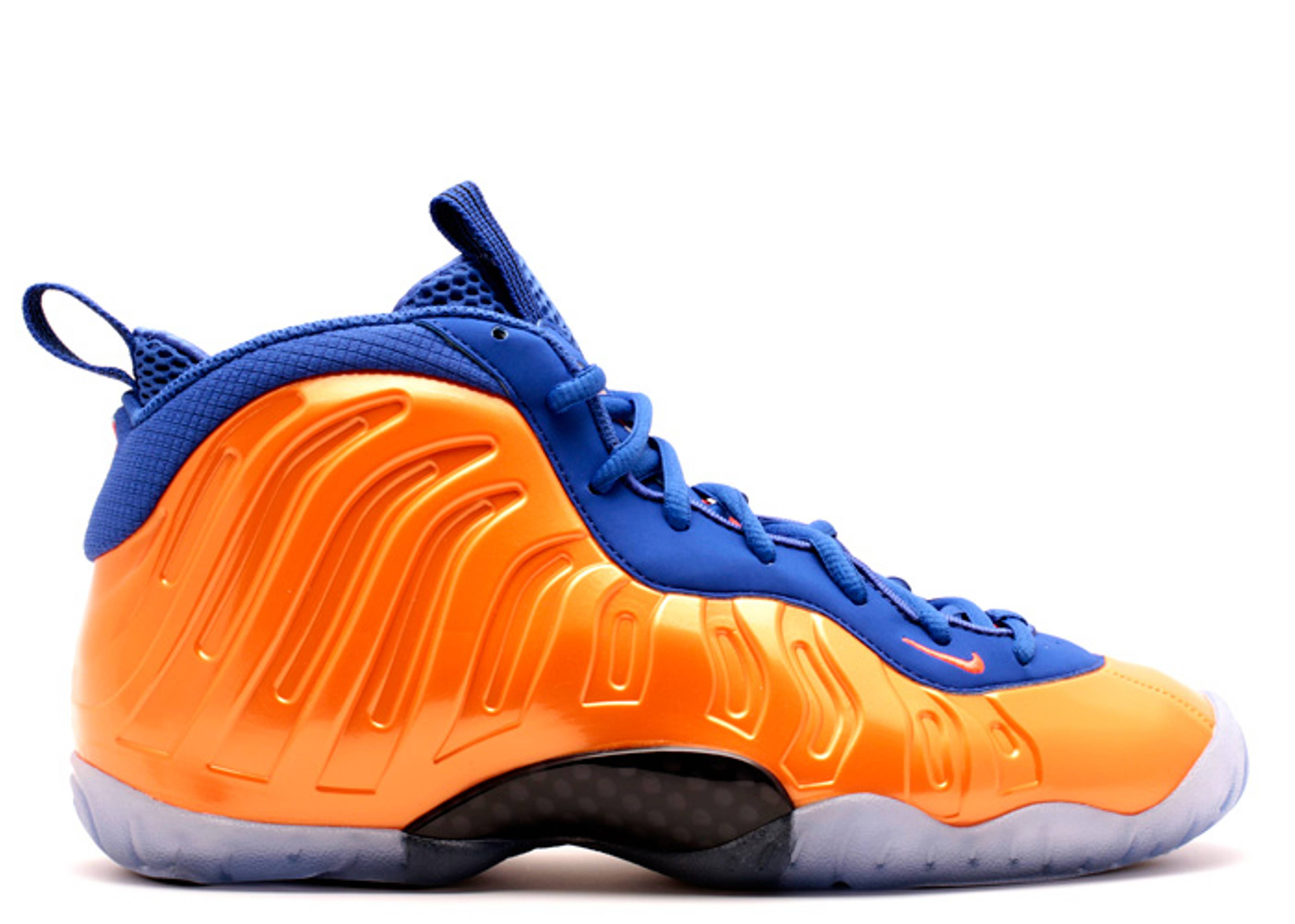 a3d96d7587a ... new zealand nike. little posite one gs knicks 49da7 95884