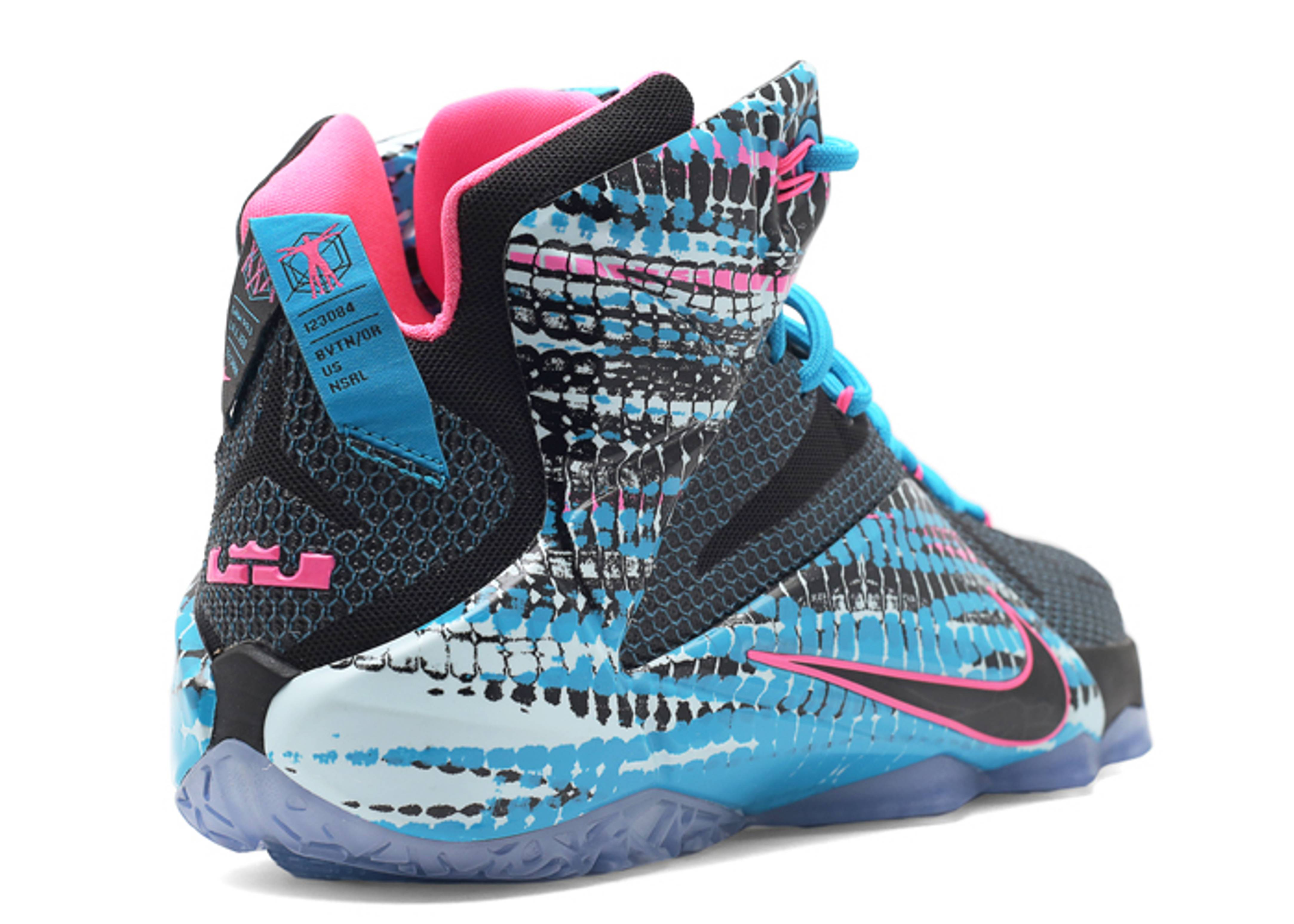 "timeless design c89e3 e63cc ... ""23 Chromosomes"" Print Available on Nike iD ... lebron 12 ..."