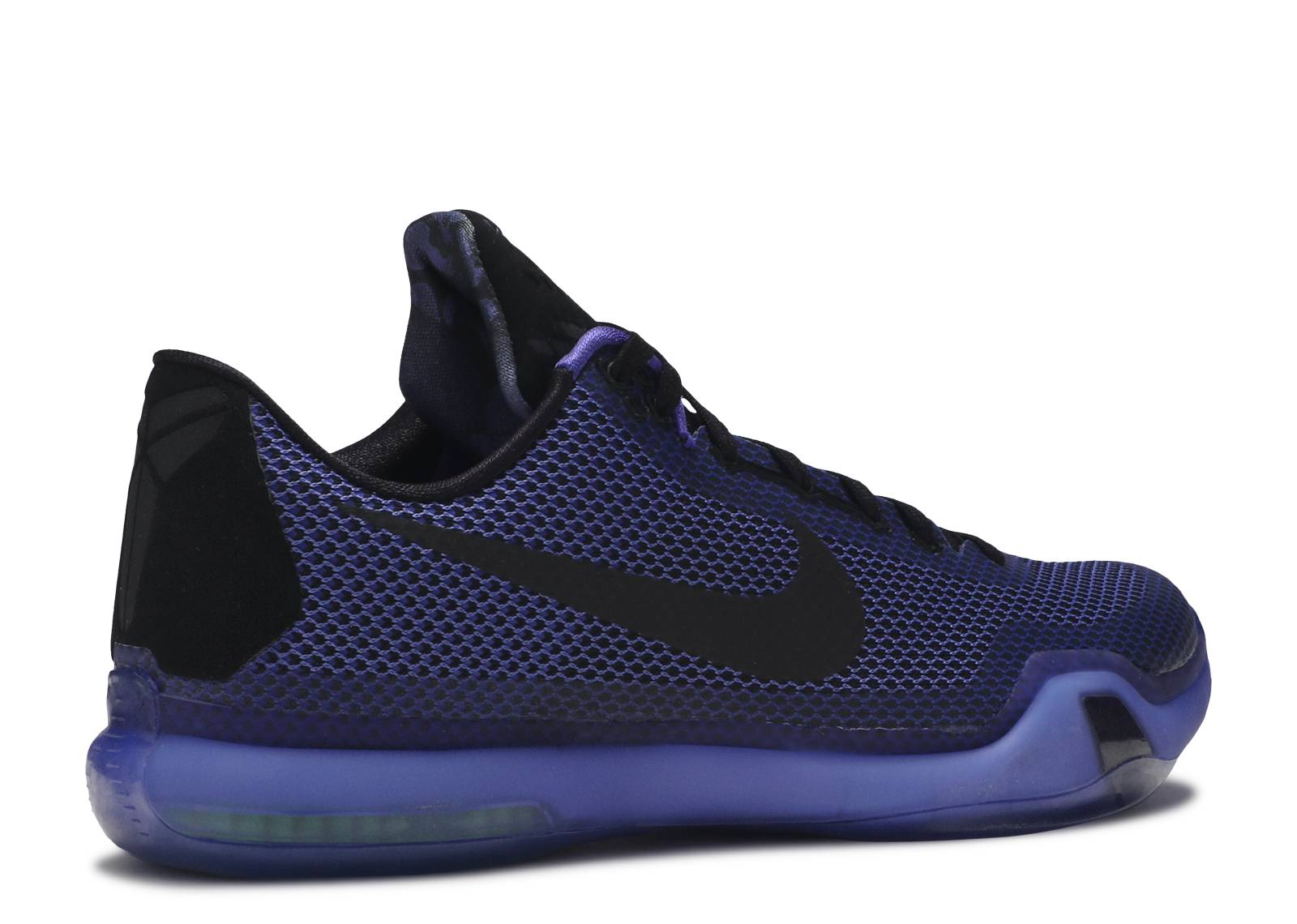 ... Nike Kobe X Elite Ignite High Top Ink/Persian Violet/Volt/; kobe 10 ...