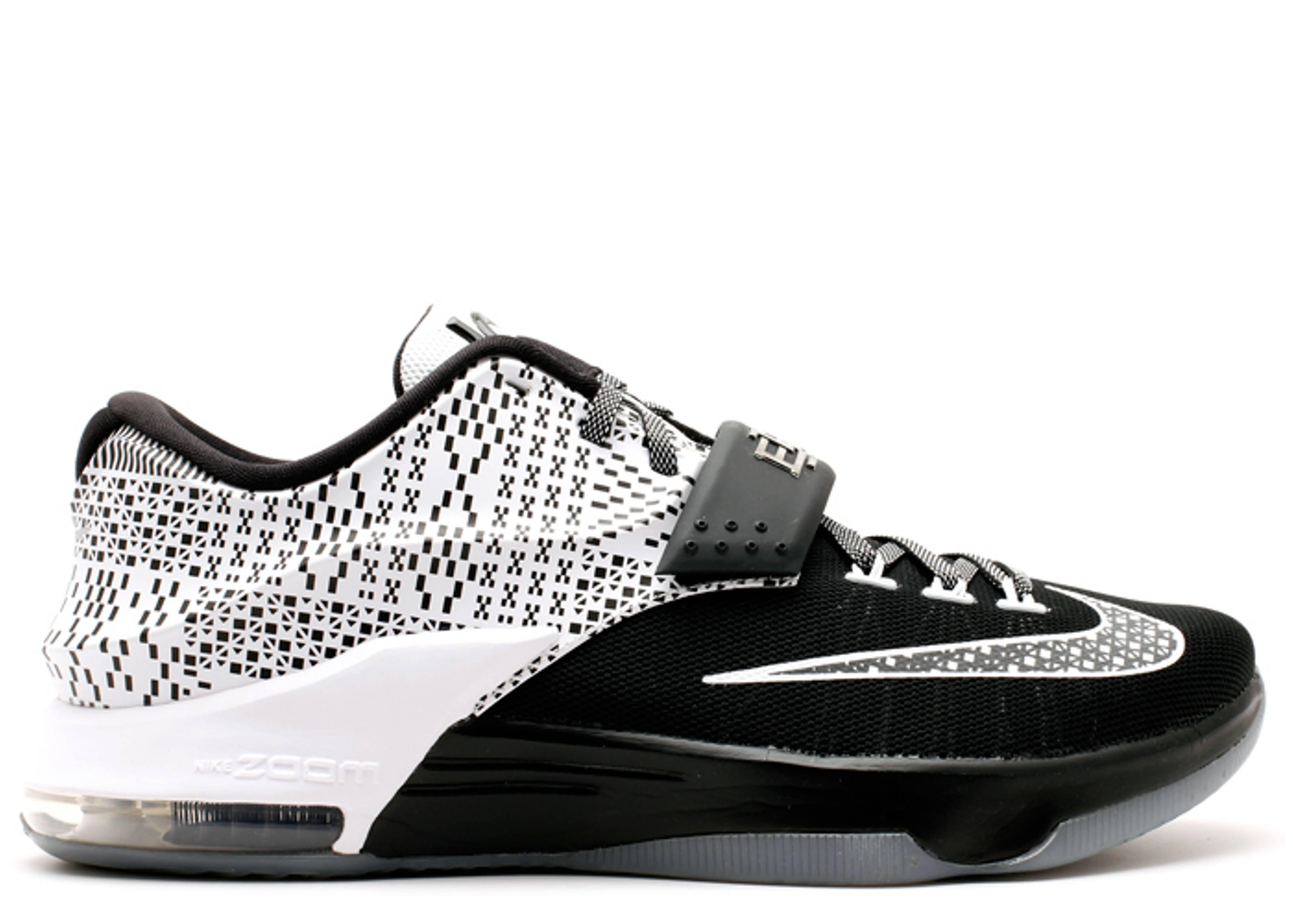 262d52d5c99 Kd 7 Bhm - Nike - 718817 010 - black white-wolf grey