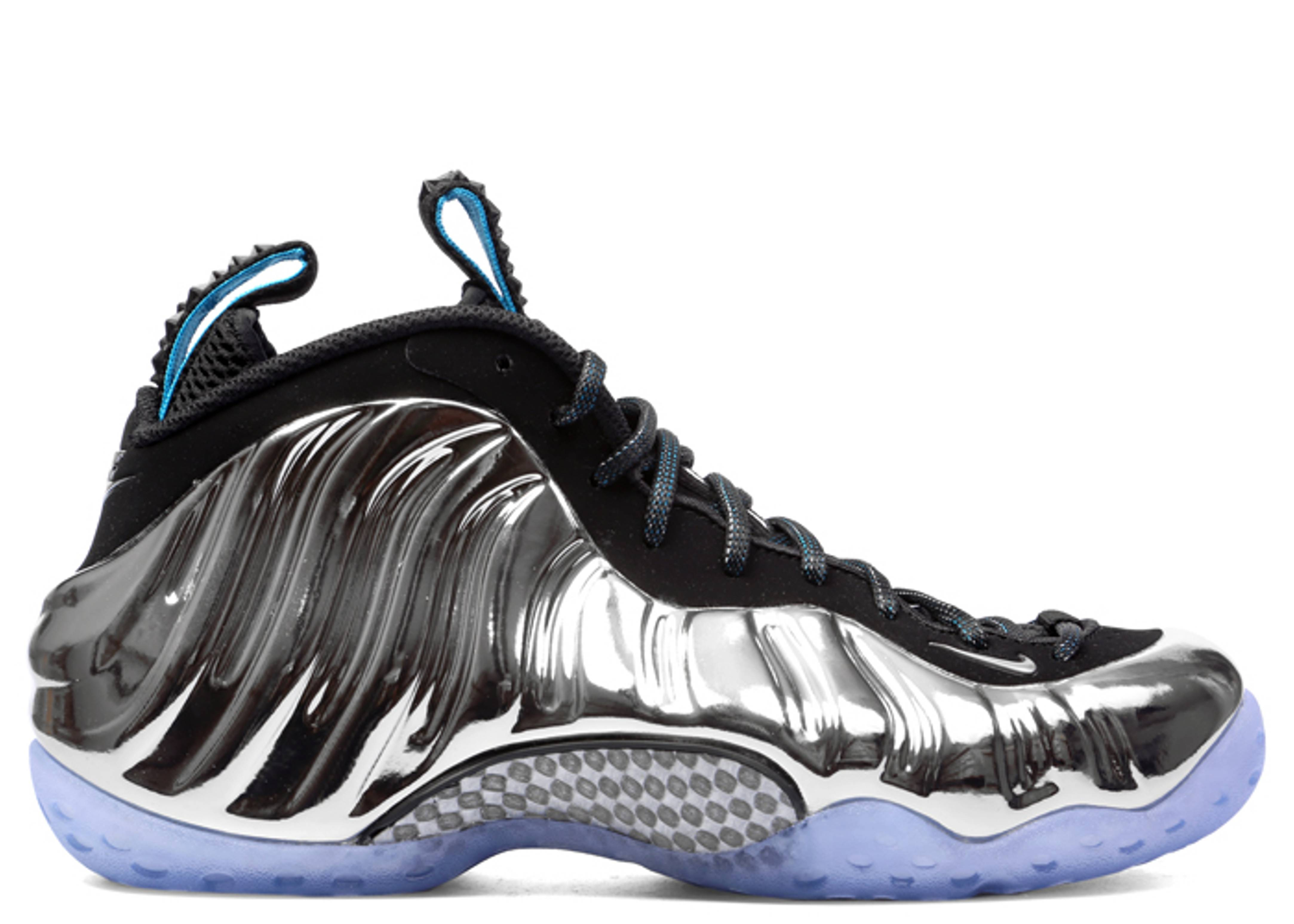 "air foamposite one as qs ""chromeposite"""