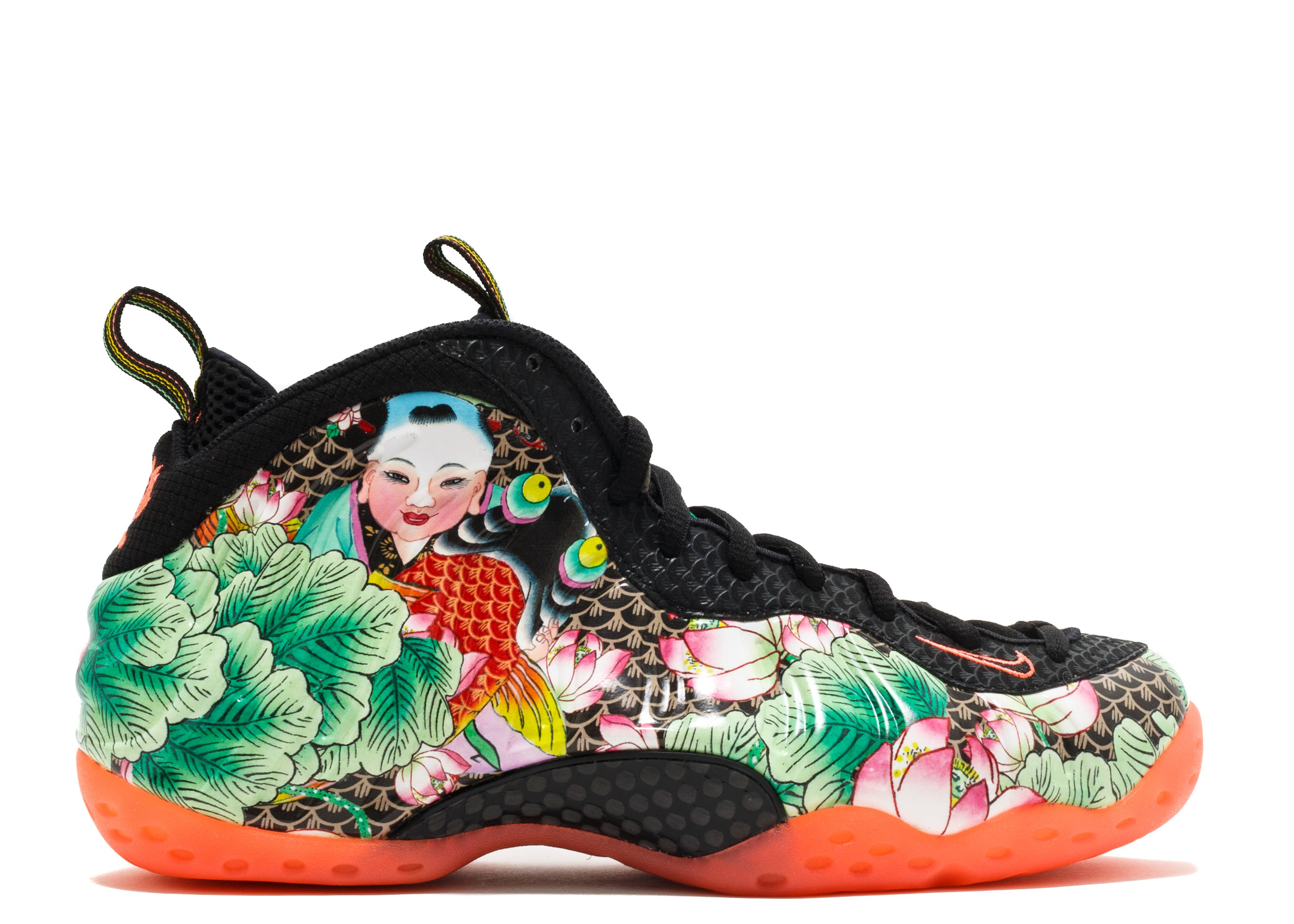 "air foamposite one yots qs ""tianjin"""