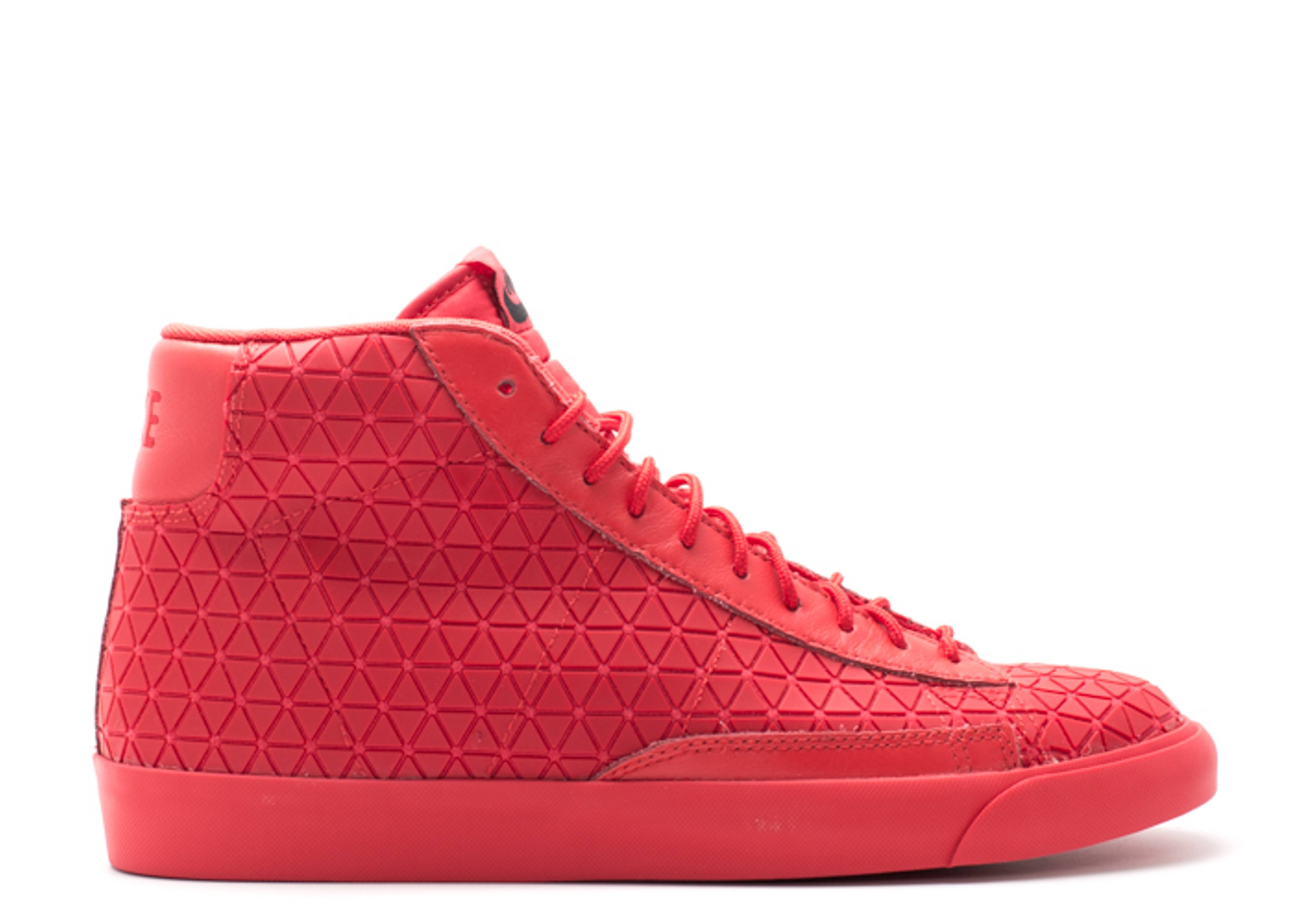 nike blazer metric red