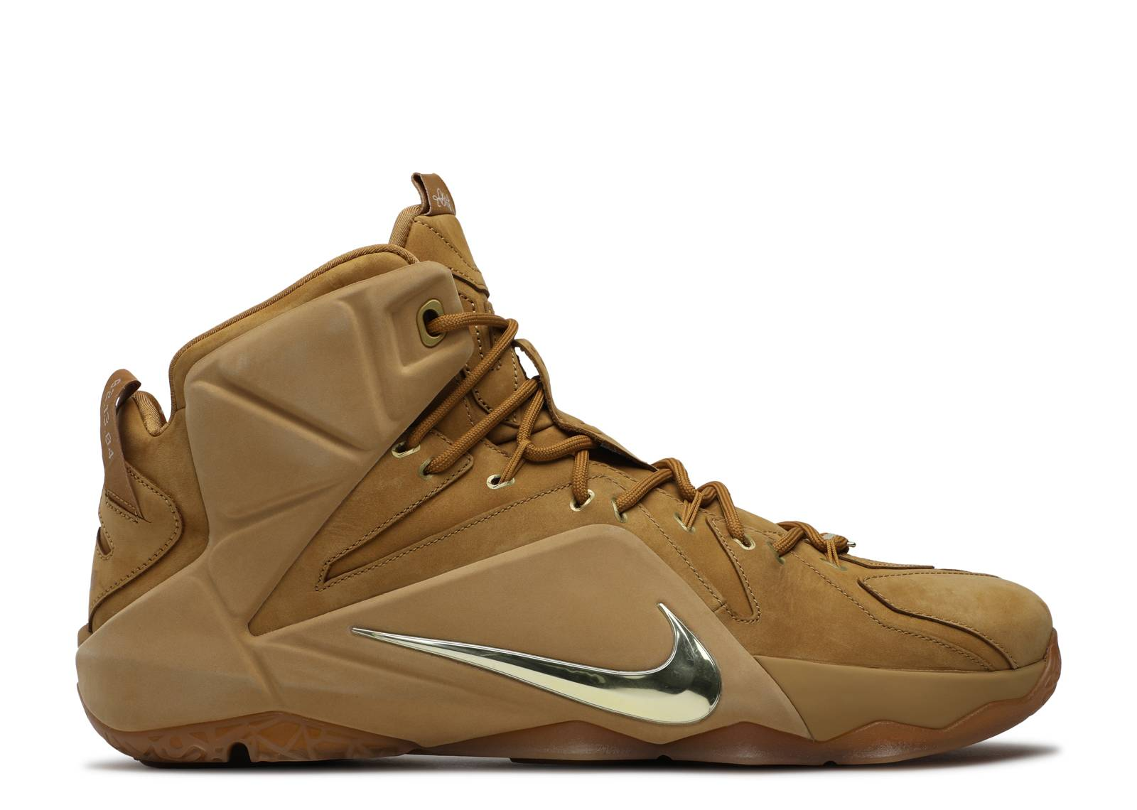 "lebron 12 ext ""wheat"""