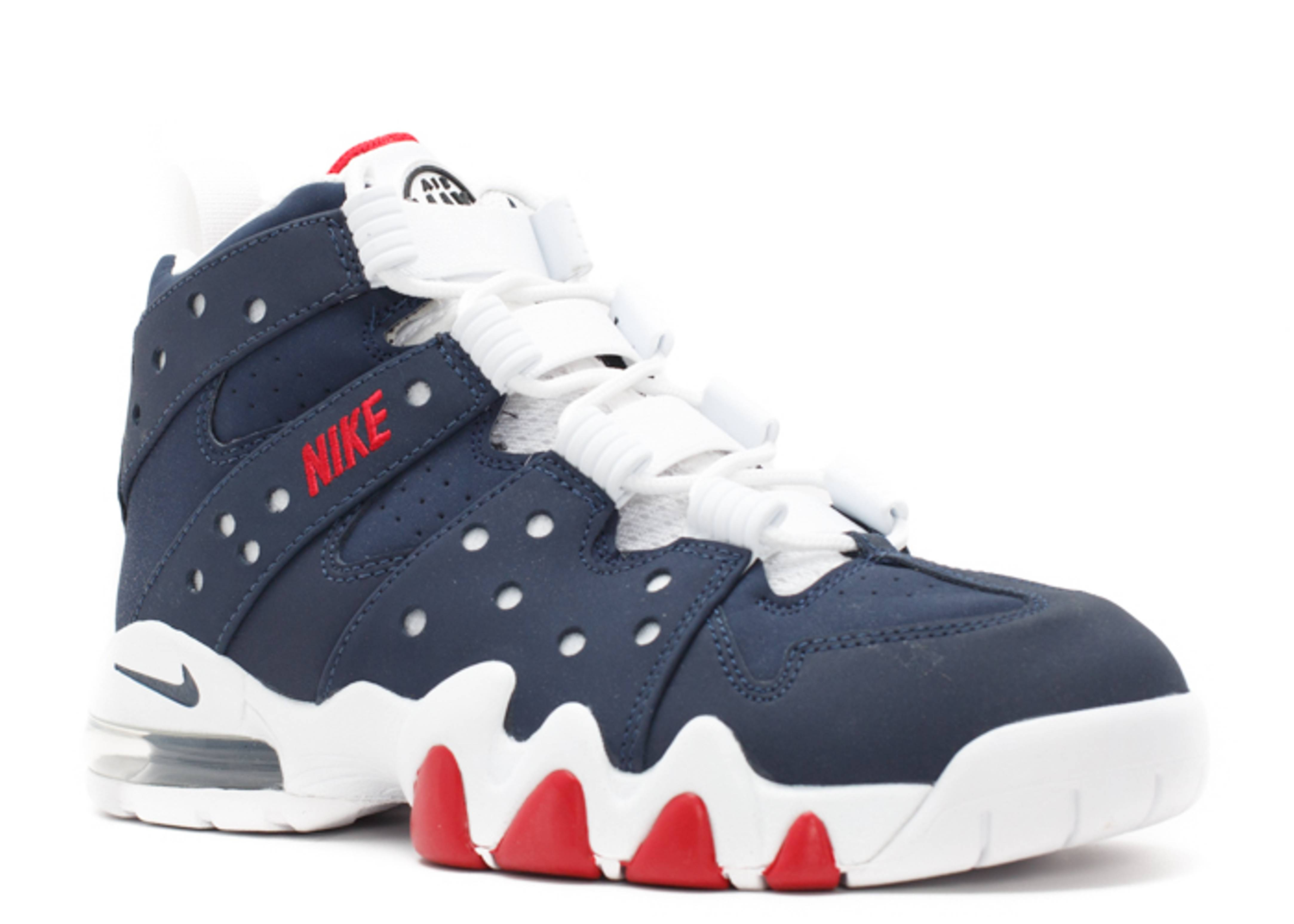 nike air max2 cb 94 red white and blue