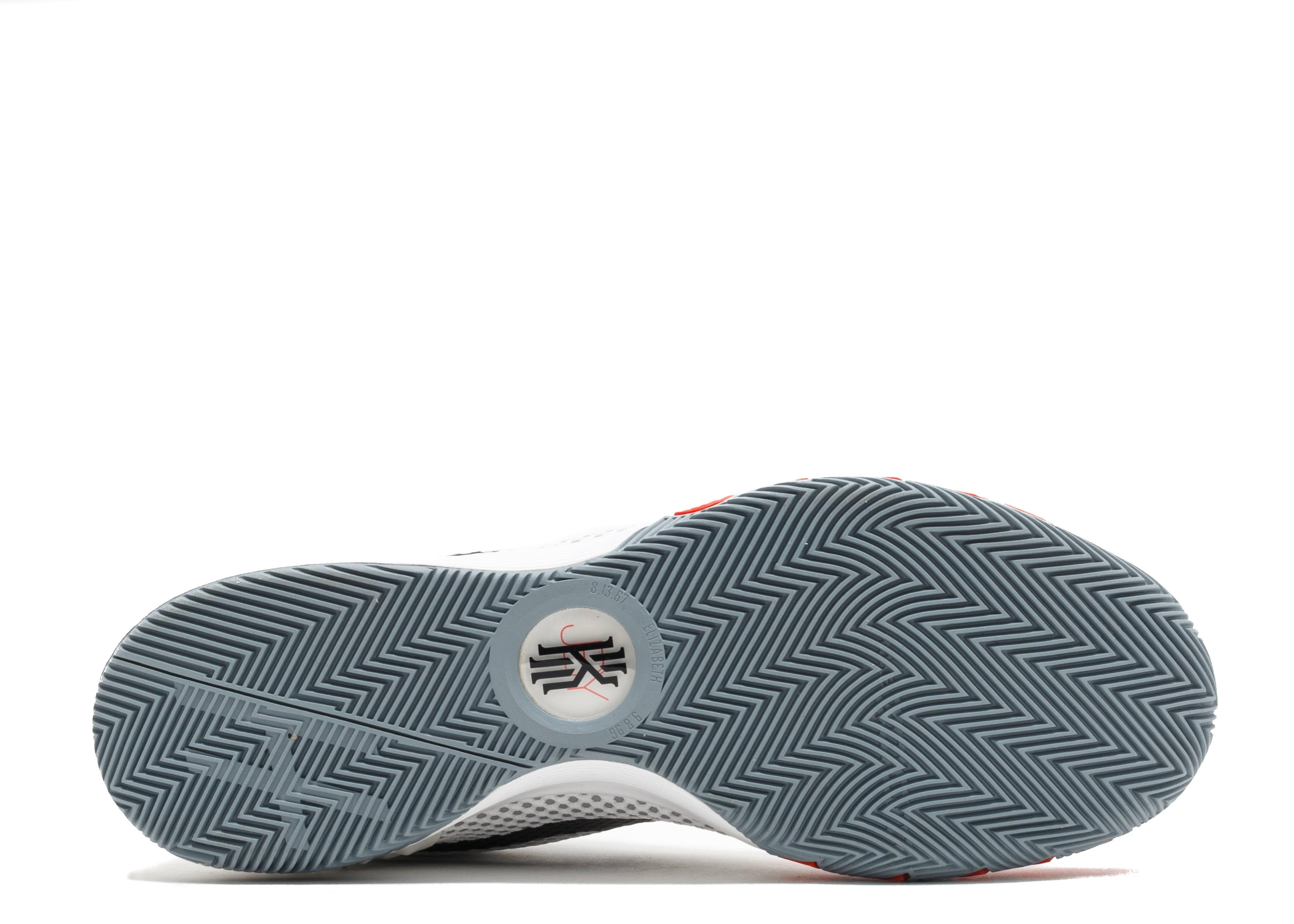 Kyrie 1 - Nike - 705277 100 - white black-dove grey-infrared ... 8c68d621d6