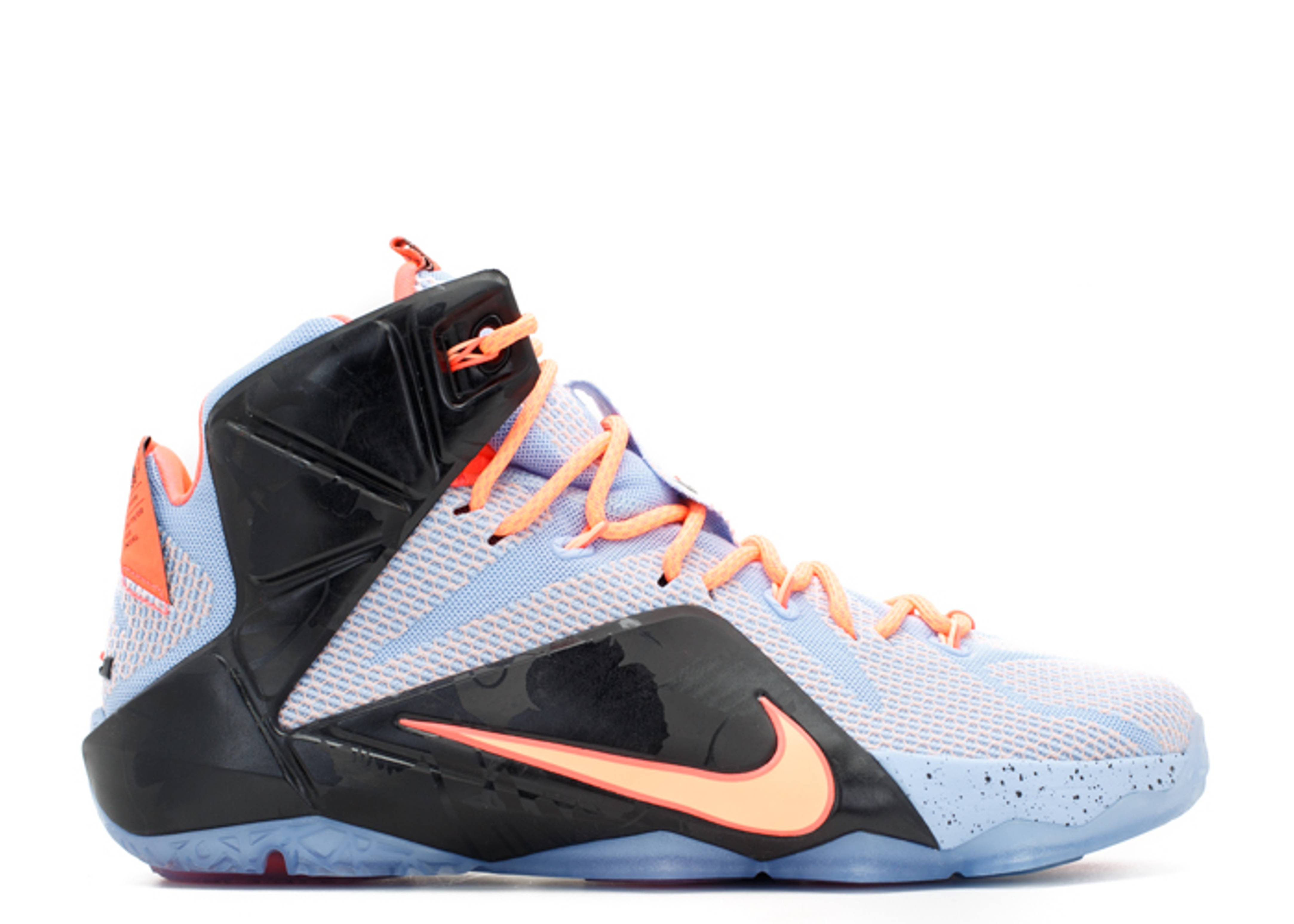 low cost 25533 d1cdf LeBron 12 'Easter'