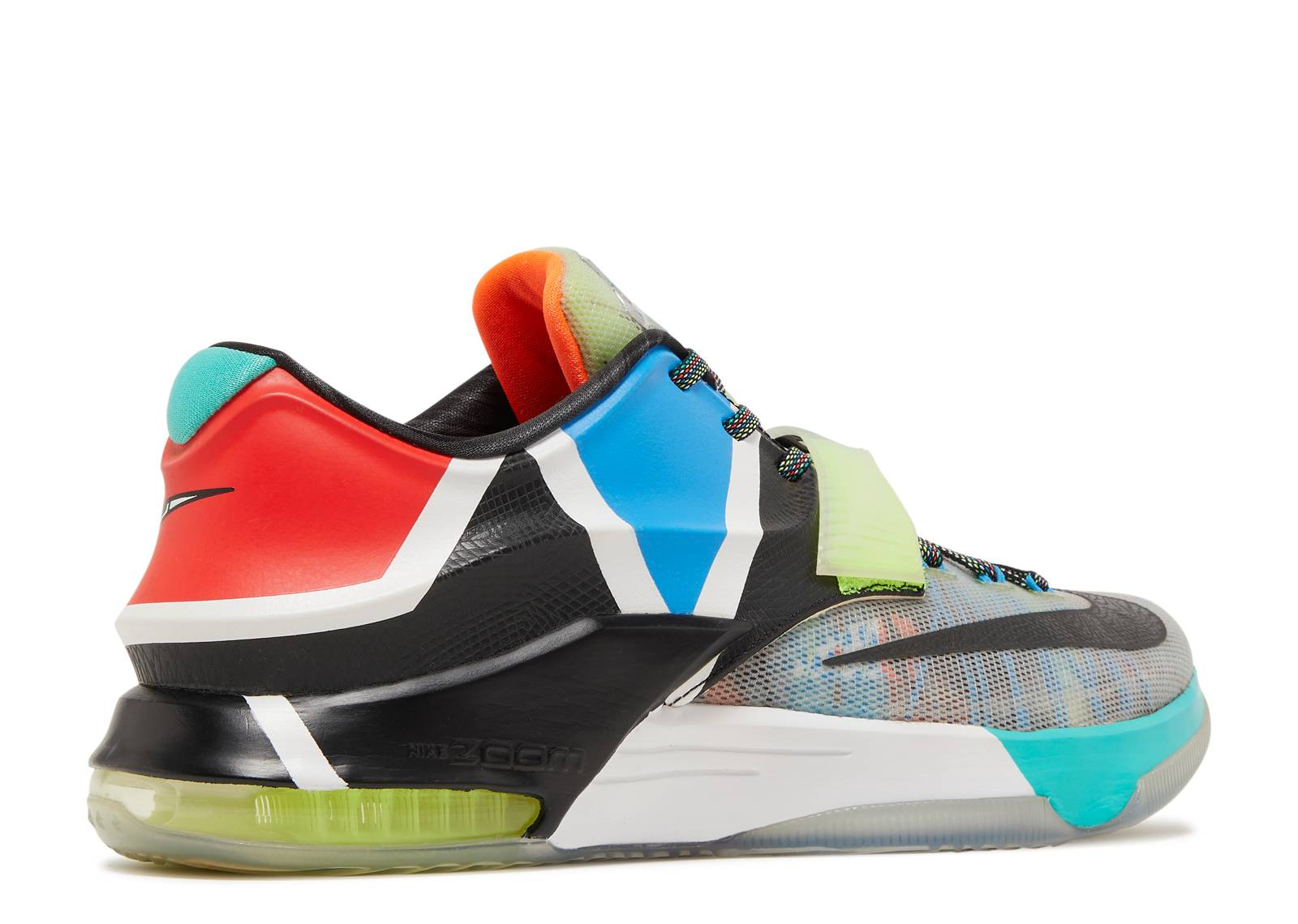 "Kd 7 Se ""what The Kd"" - Nike - 801778 944 - multi-color ..."
