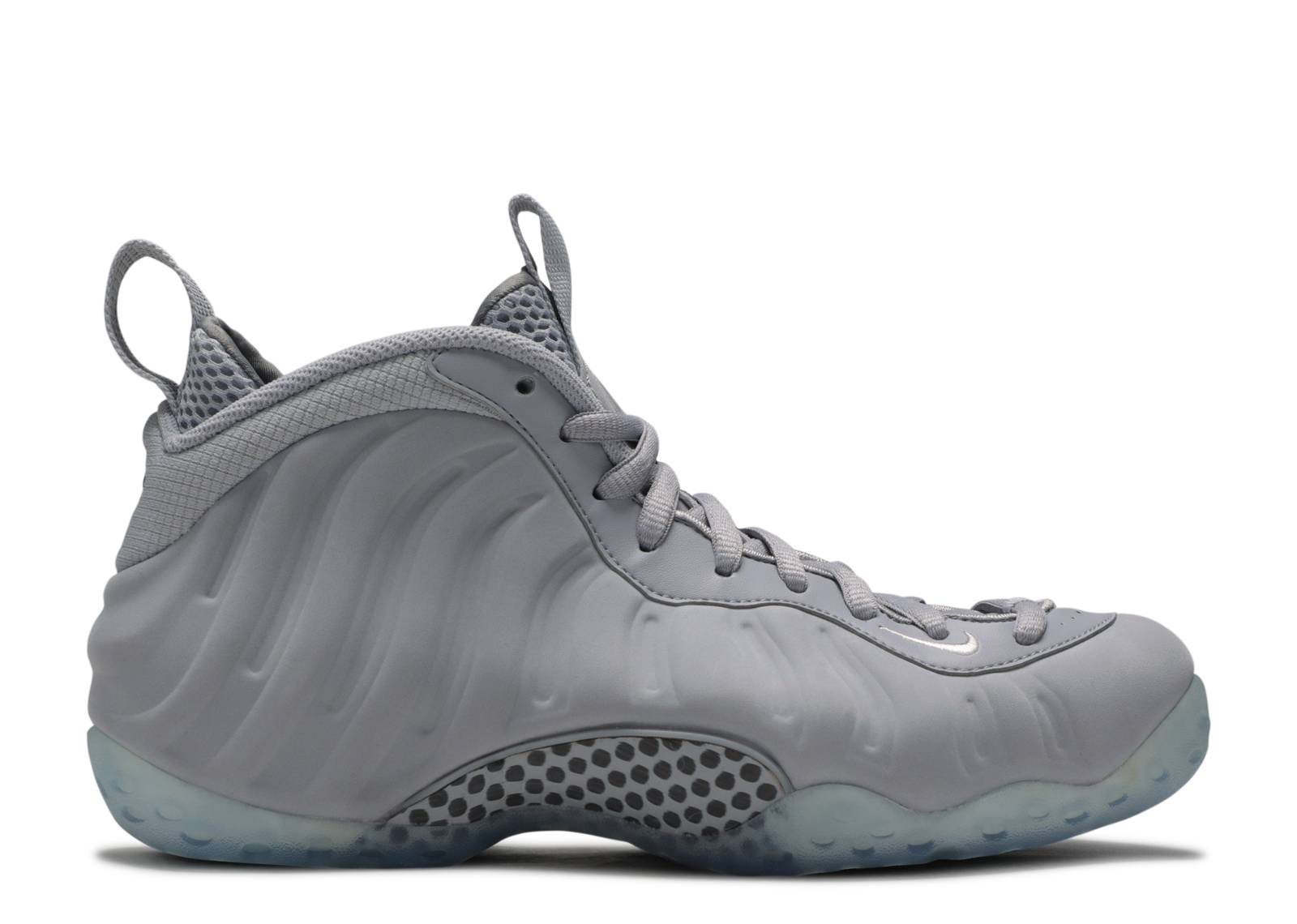 557dcc2aa51e Air Foamposite One Prm - Nike - 575420 007 - wolf grey white-cool ...