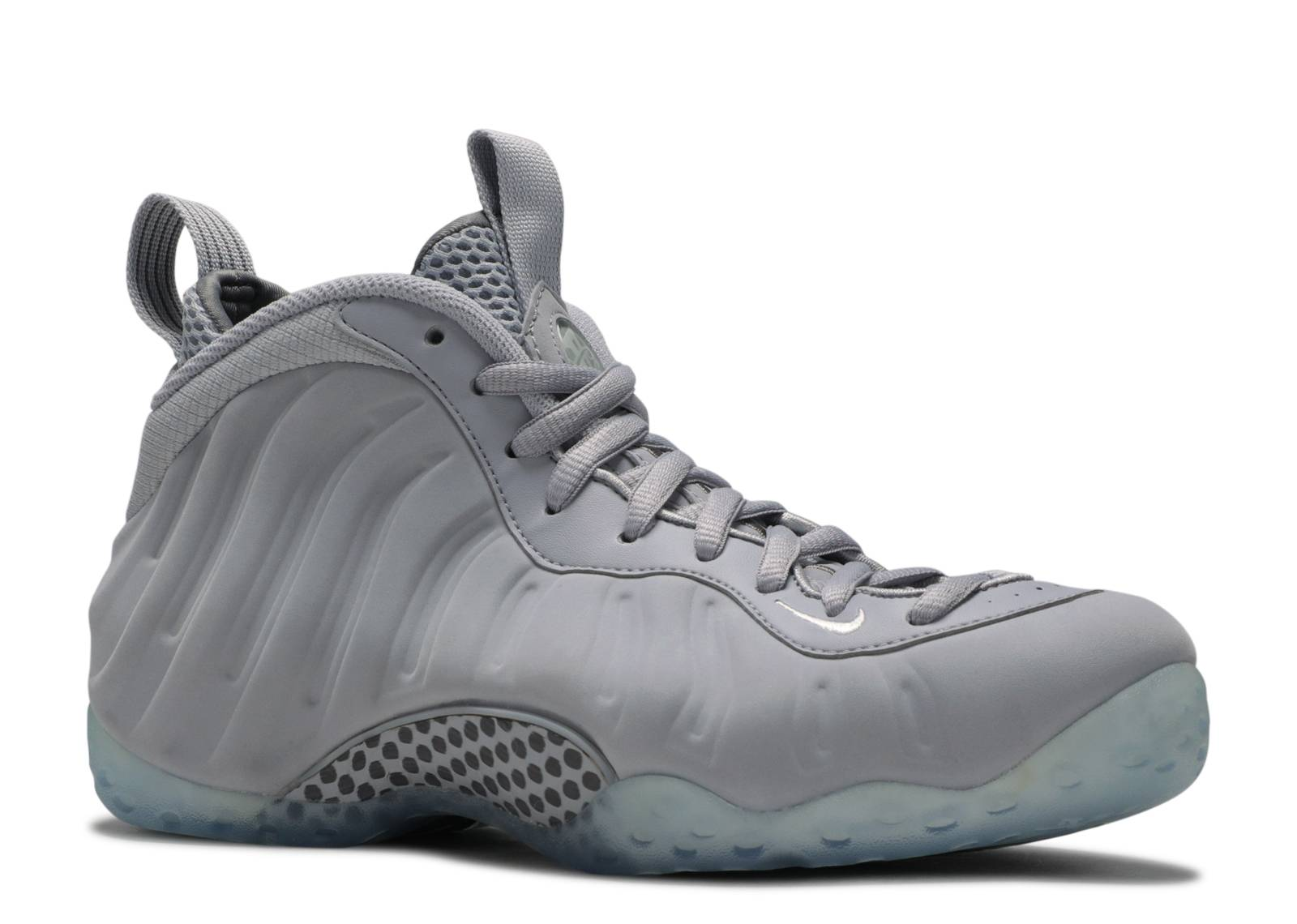 online retailer bf66a b323d Air Foamposite One Prm - Nike - 575420 007 - wolf grey white-cool grey-blk    Flight Club