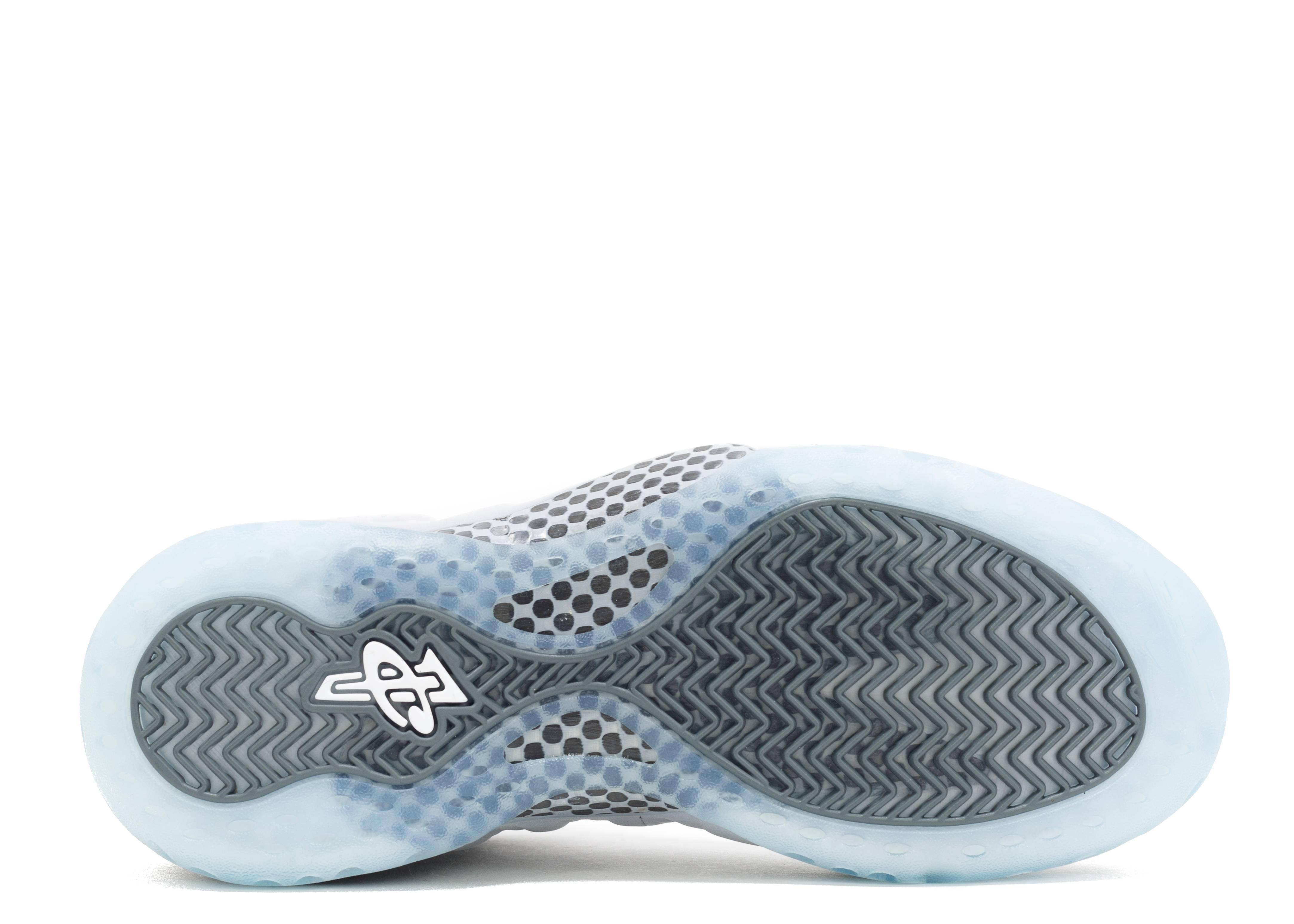 online retailer 7e68b 601da Air Foamposite One Prm - Nike - 575420 007 - wolf grey white-cool grey-blk    Flight Club