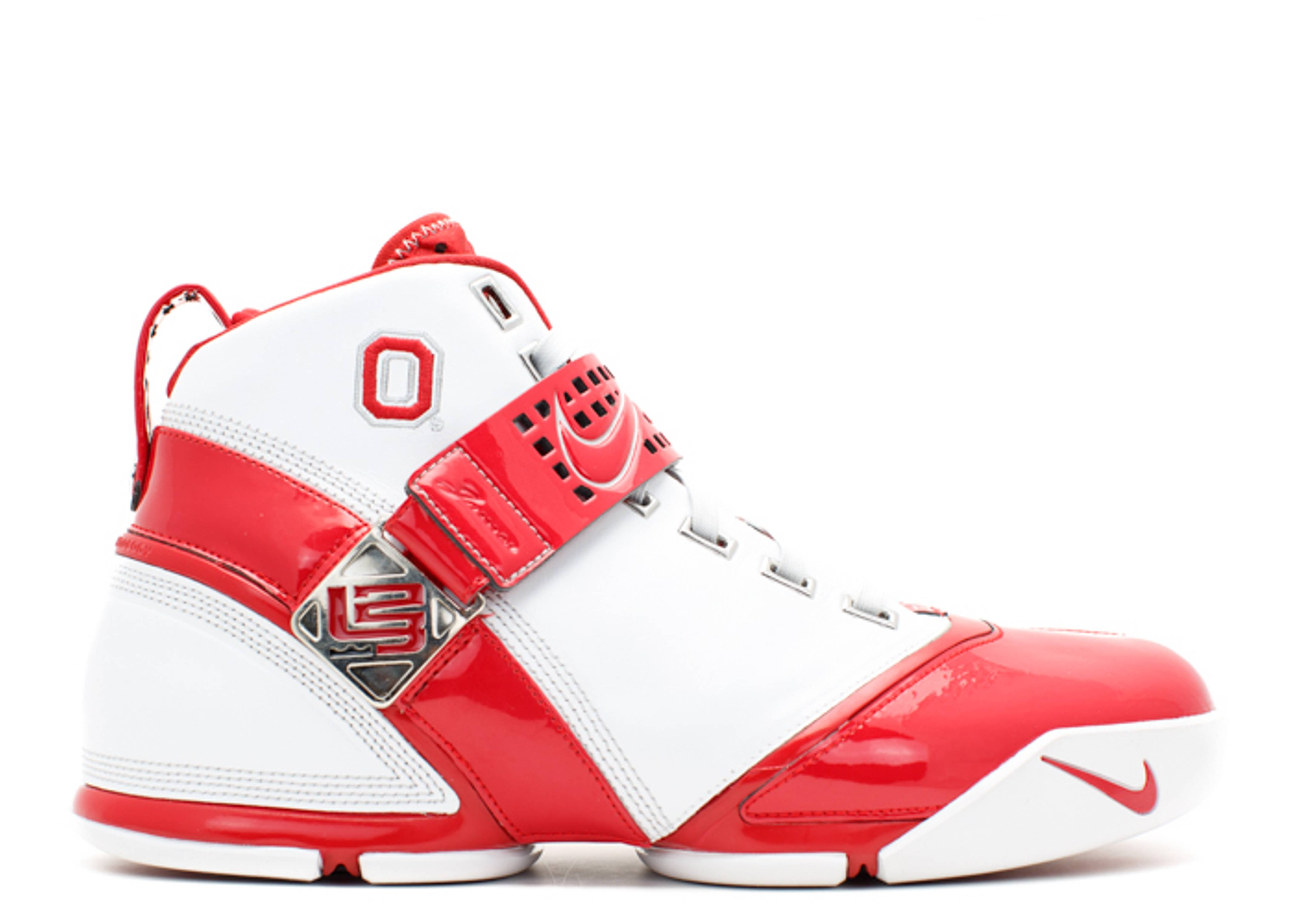 "zoom lebron 5 ""ohio state"""