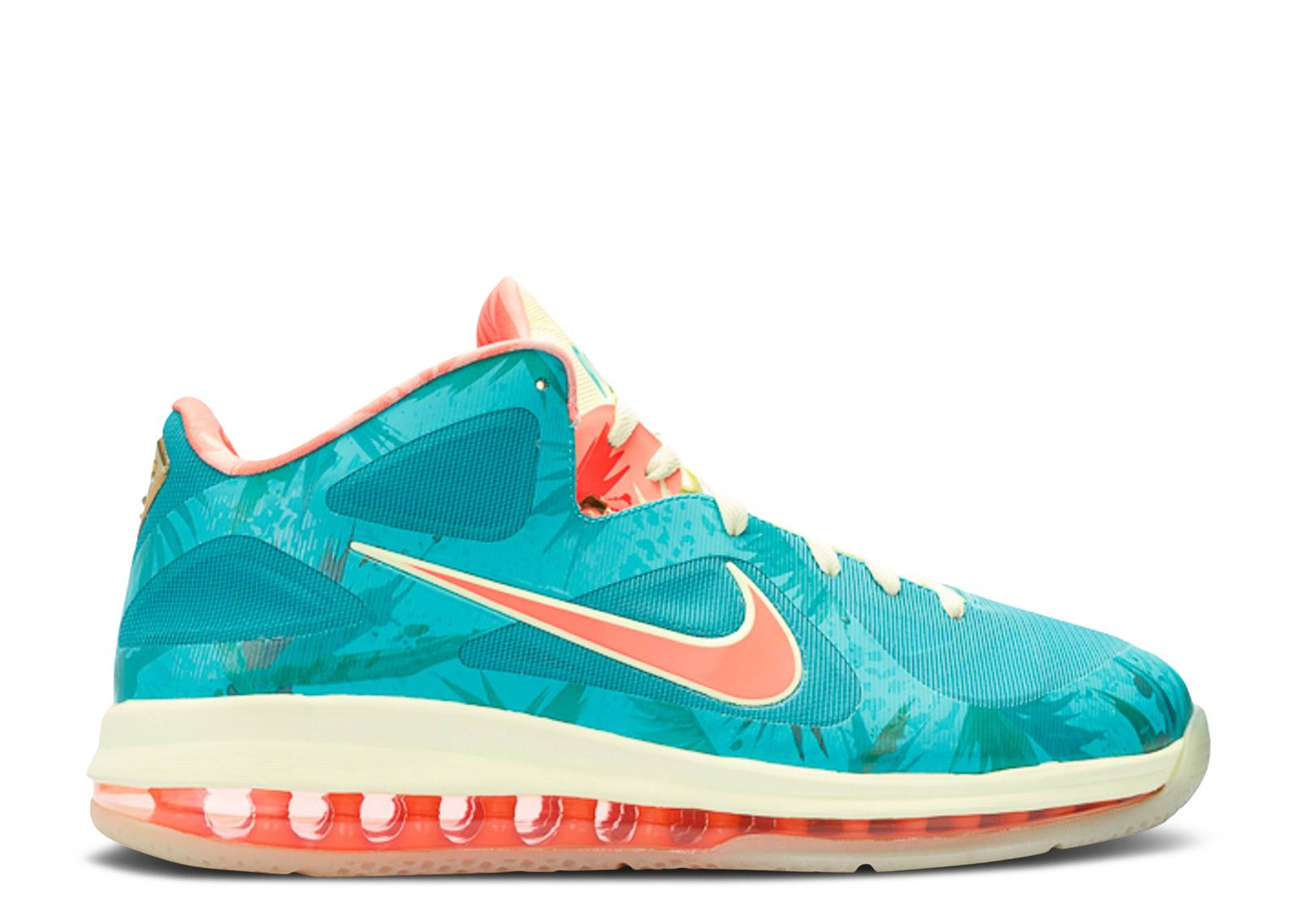 """lebron 9 low """"reverse palmer friends and family"""""""