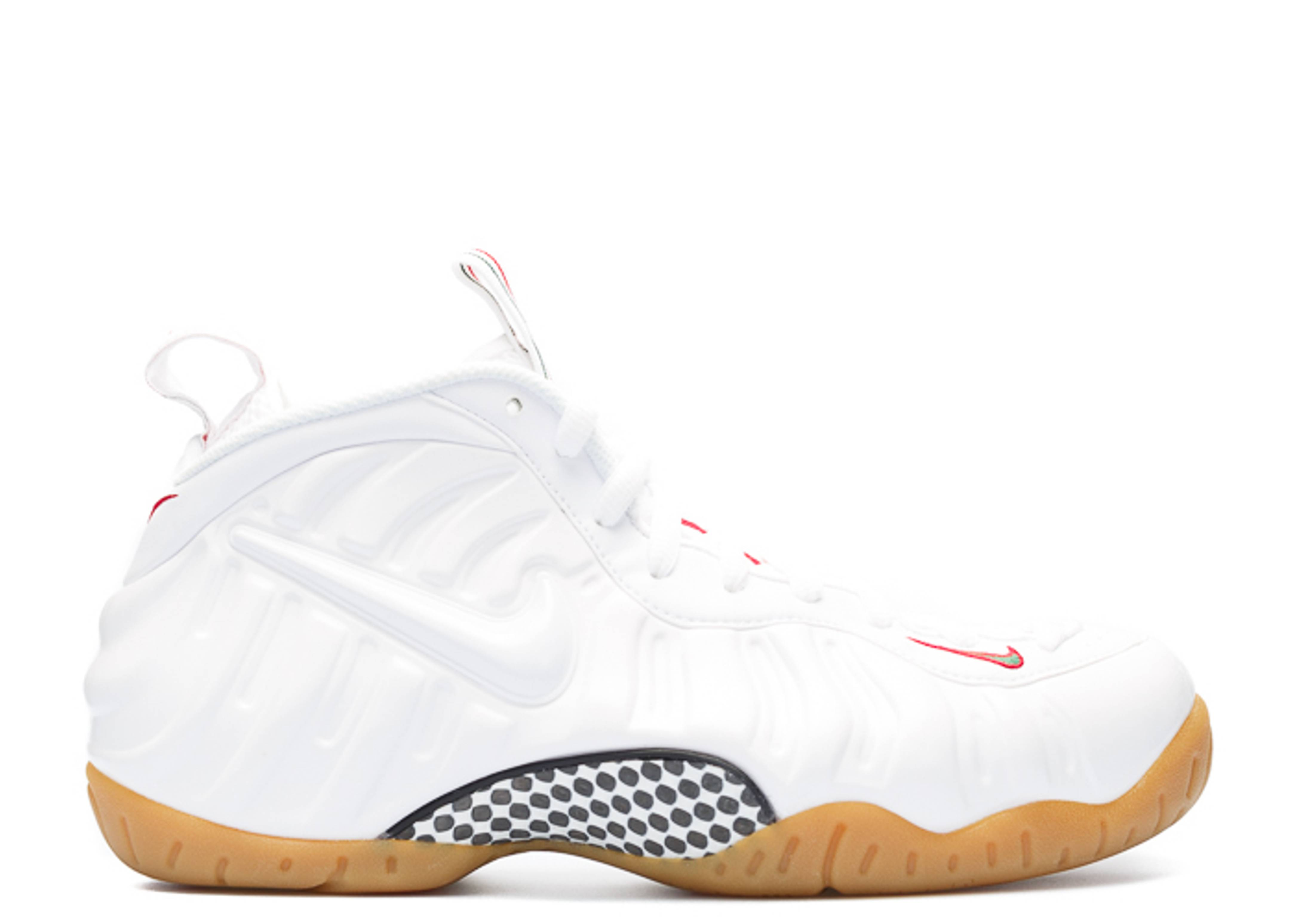 "air foamposite pro ""winter white"""