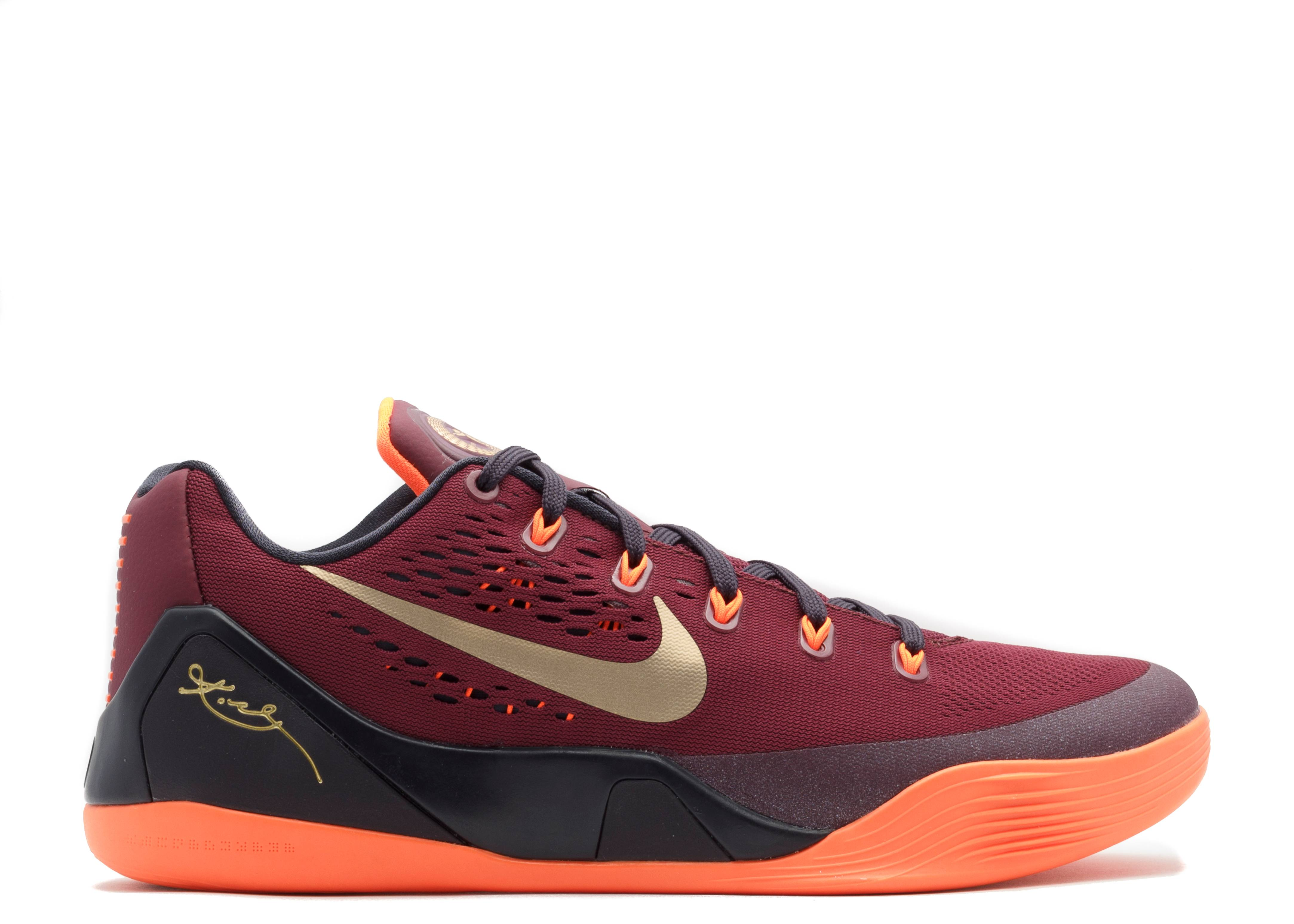 7874f3043267 Kobe Ix - Nike - 646701 678 - dp grnt mtllc gld-hypr crmsn-c ...