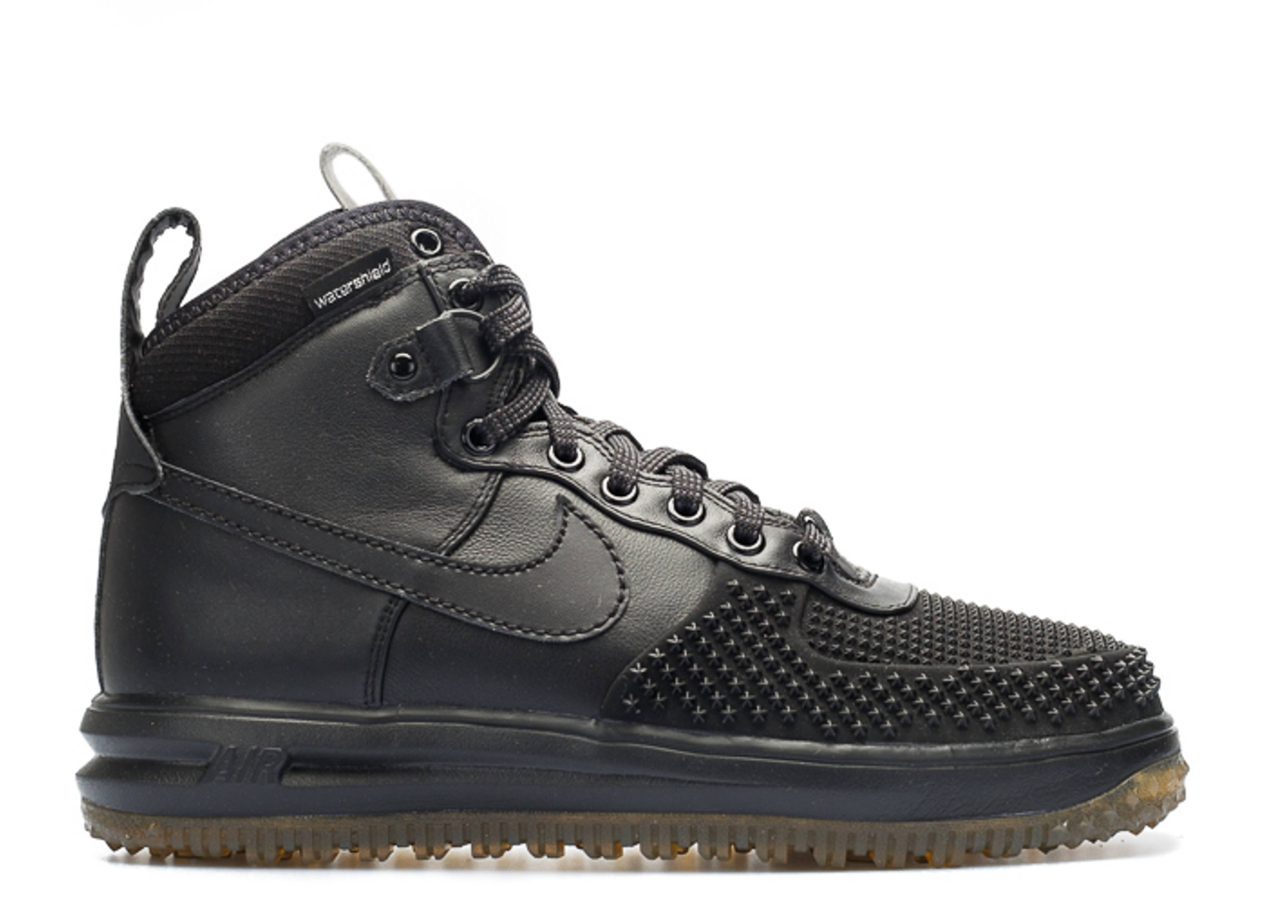 "lunar force 1 duckboot ""Black Gum"""