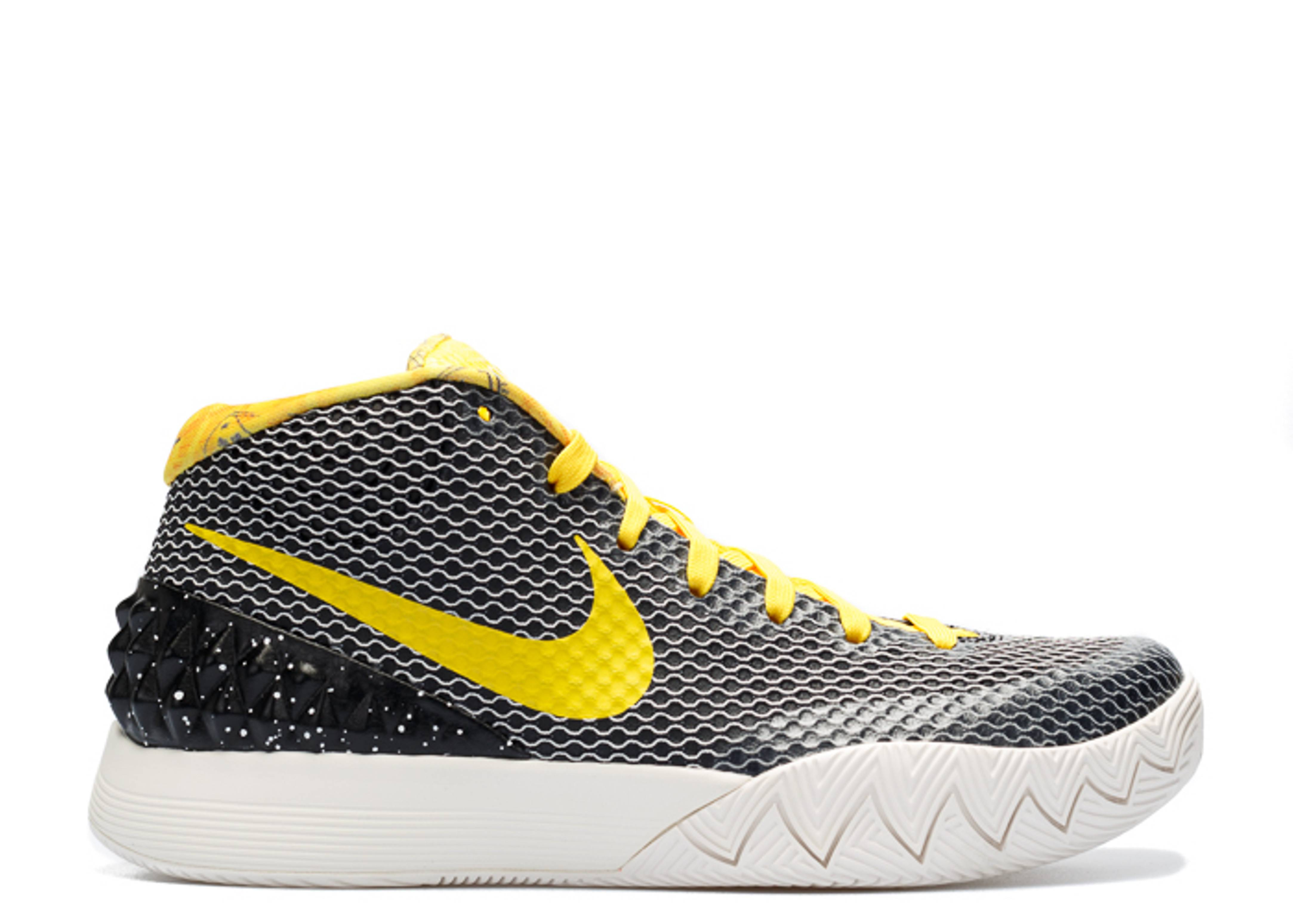 new products 4781f a6bc9 ... order free shipping nike kyrie 1 svart gull ac71a 74f53 dc724 eeeb0