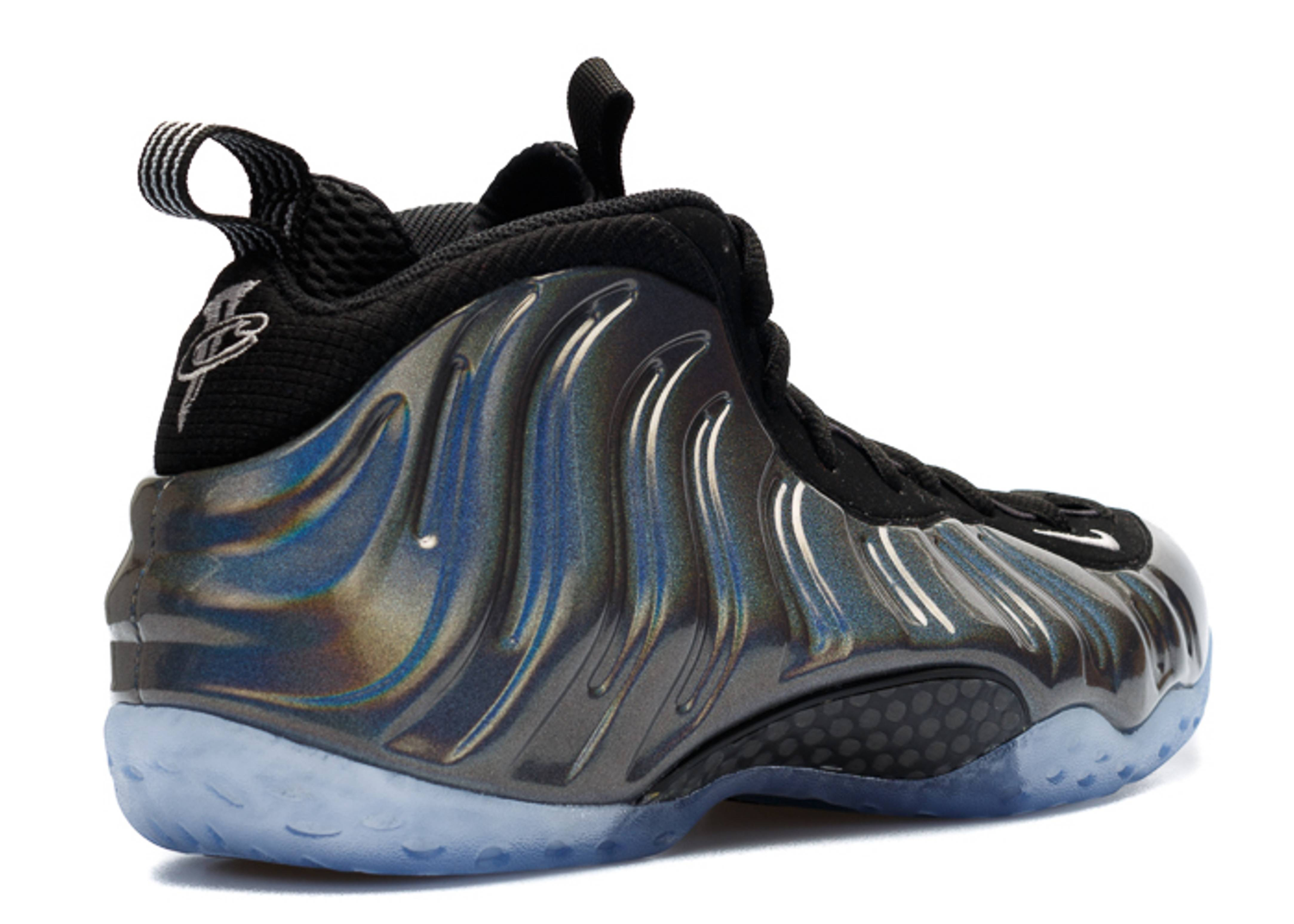 CHICAGO BULLS SEE THROUGH AIR FOAMPOSITE ONE ...