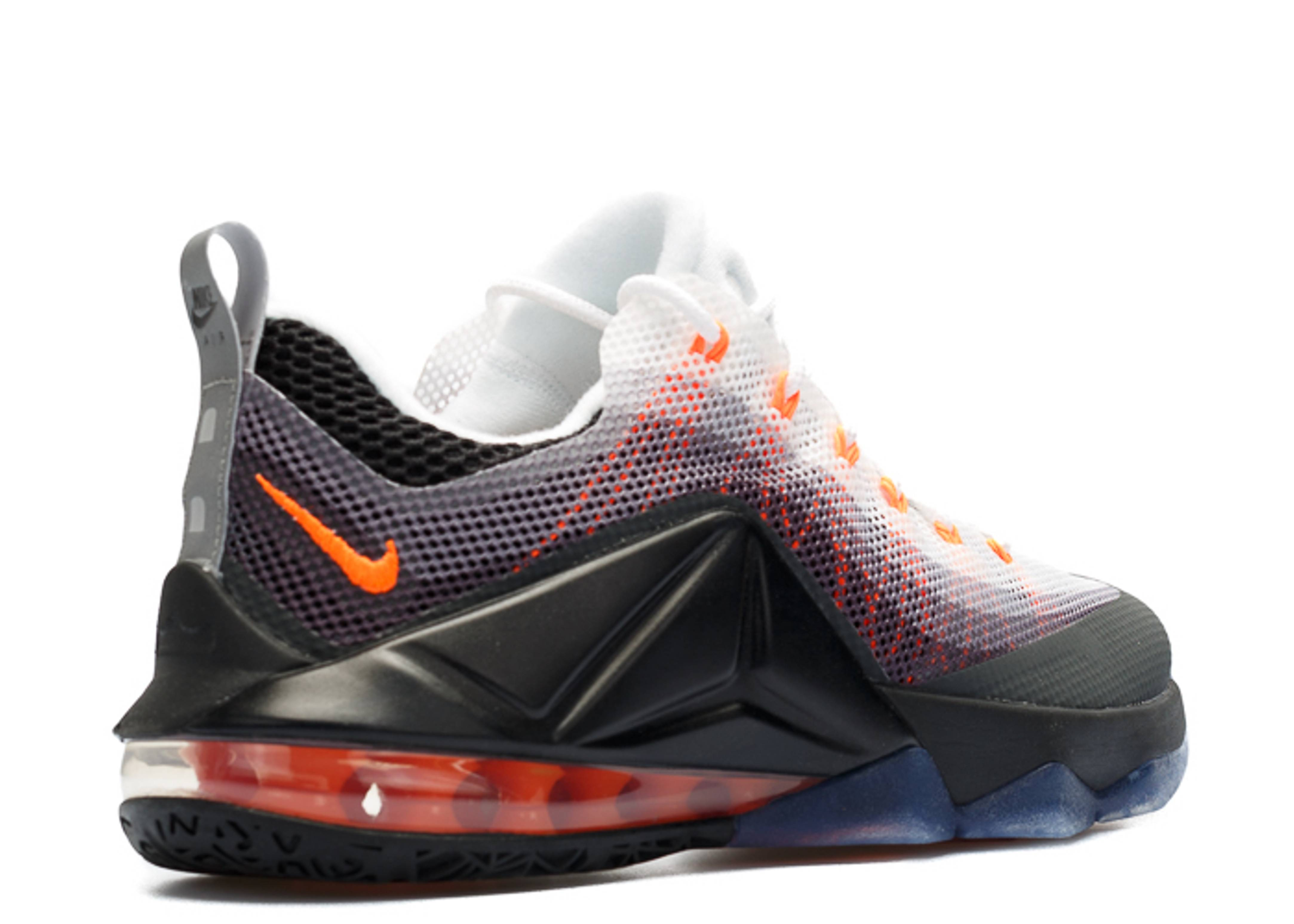 detailed look 9645f 3c599 air max lebron 8 low black The Nike Lebron 9