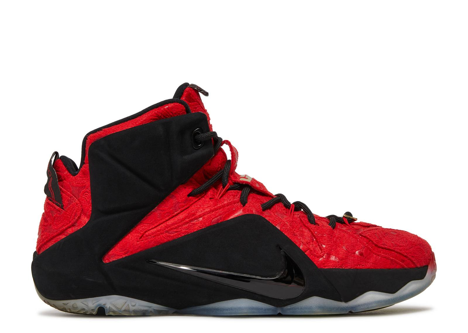 """LeBron 12 EXT 'Red Paisley' """"Red Paisley"""""""