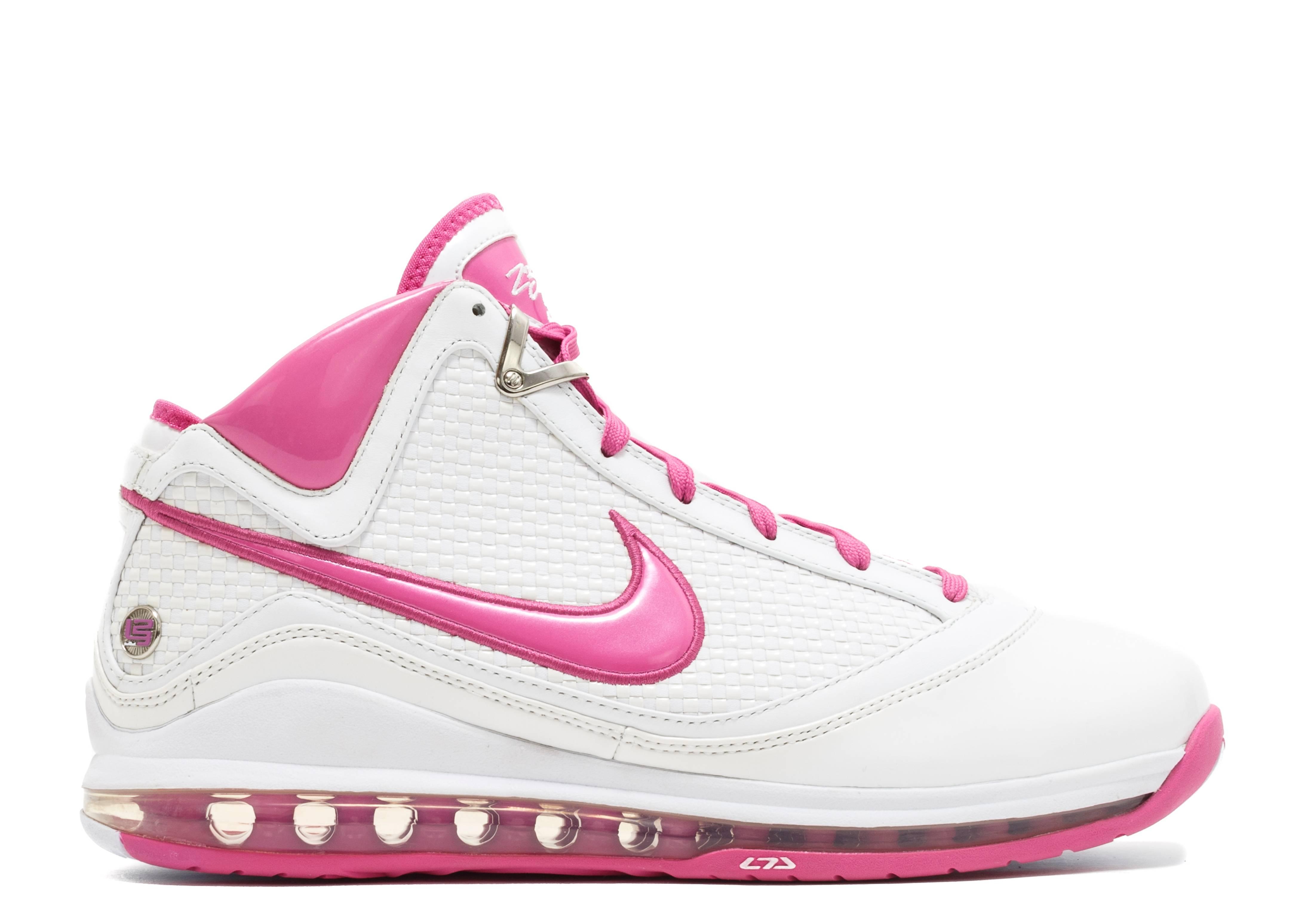 lebron pink. air max lebron 7 pe \ pink k