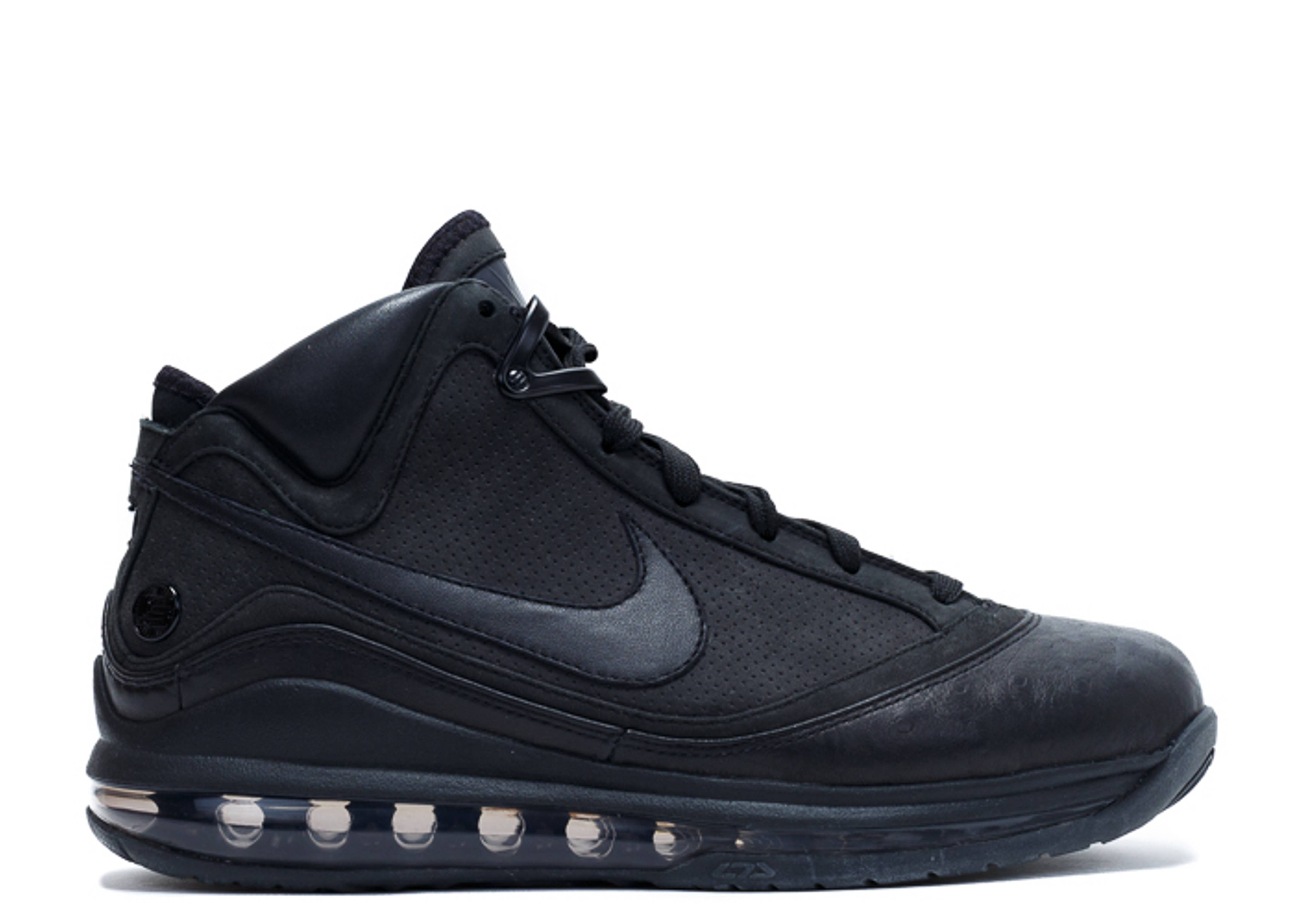 """air max lebron 7 """"jay-z """"all black everything"""""""""""