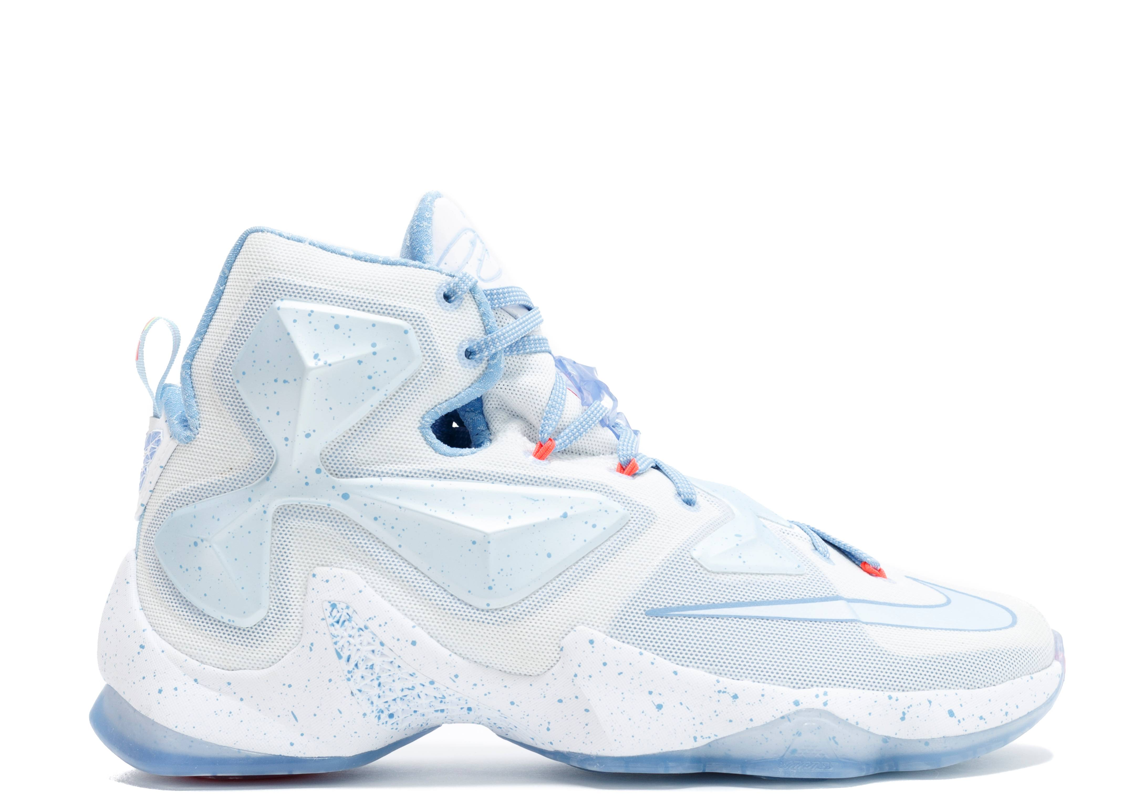 "lebron 13 xmas ""fire & ice"""