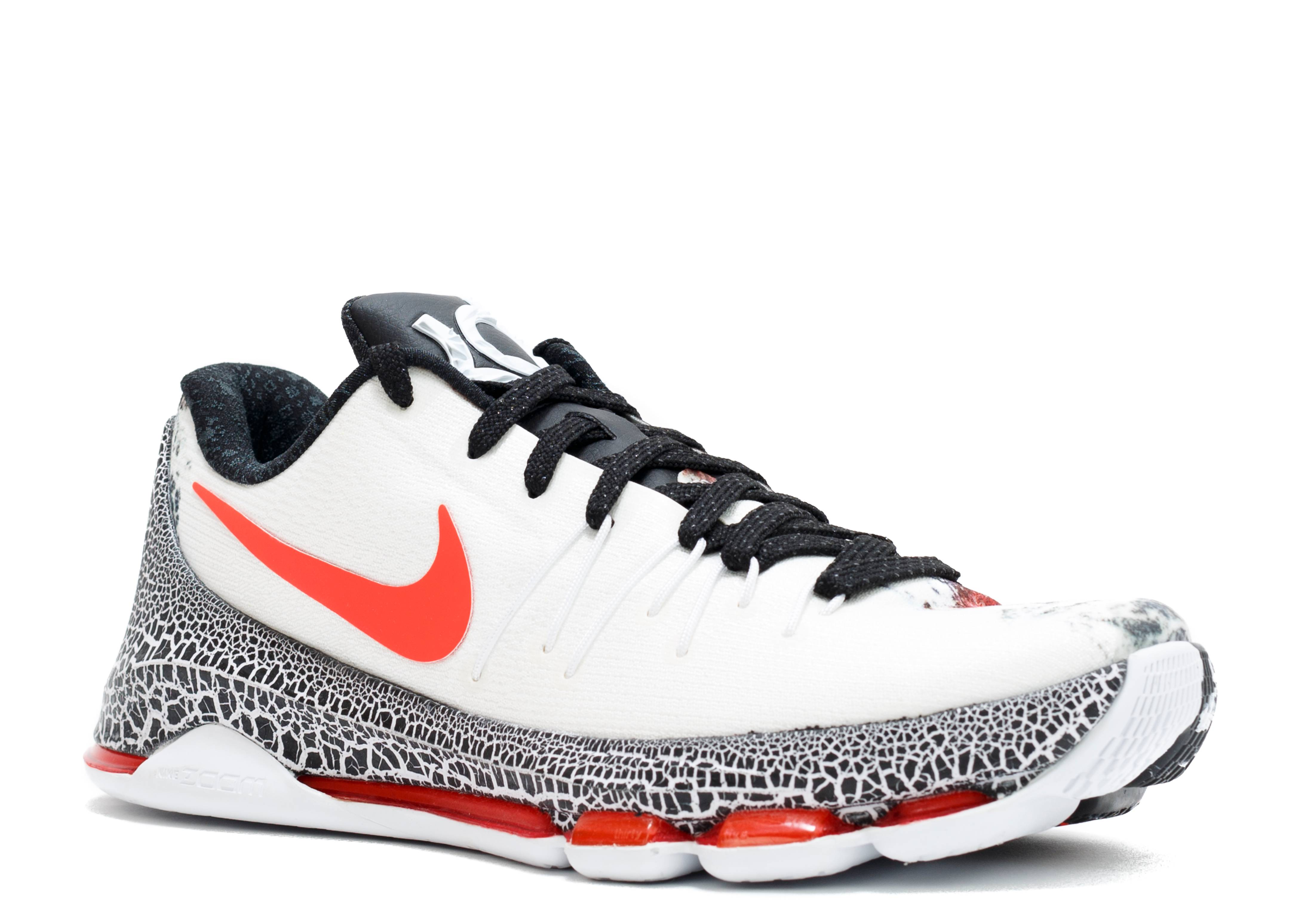 Kd 8 Xmas - Nike - 822948 106 - white/black-bright crimson | Flight Club