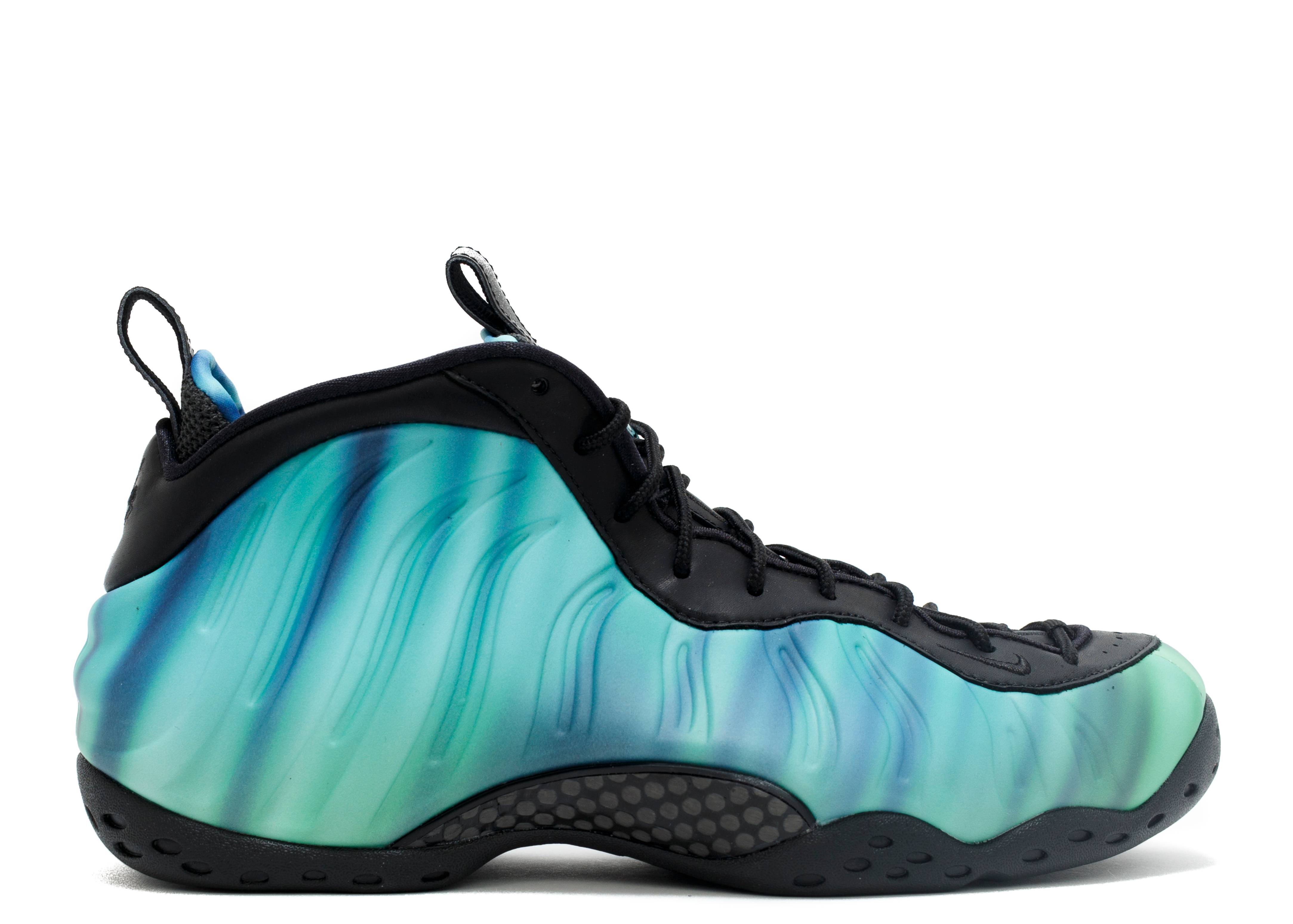 "air foamposite one prm as qs ""northern lights"""