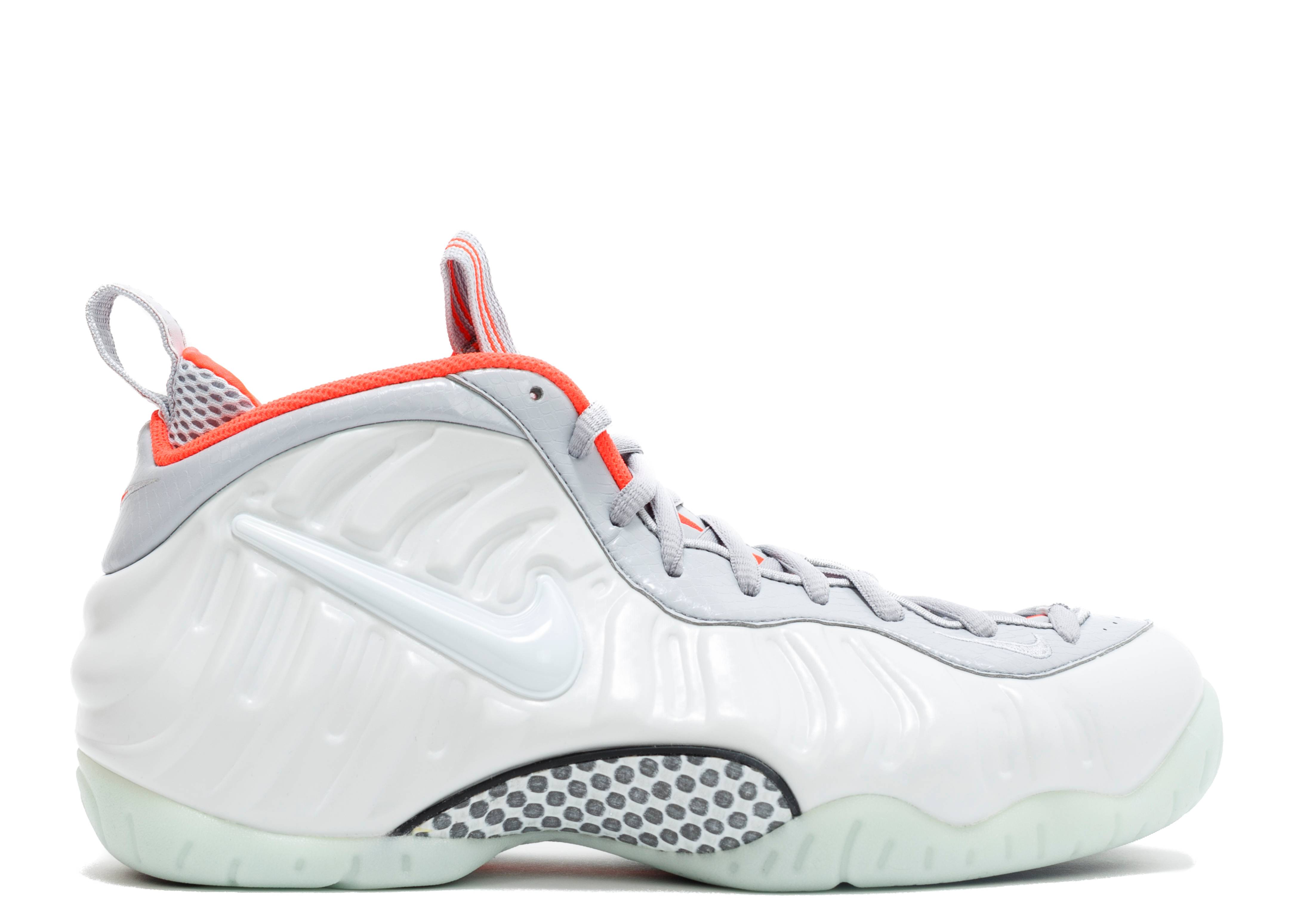 "air foamposite pro prm ""pure platinum"""