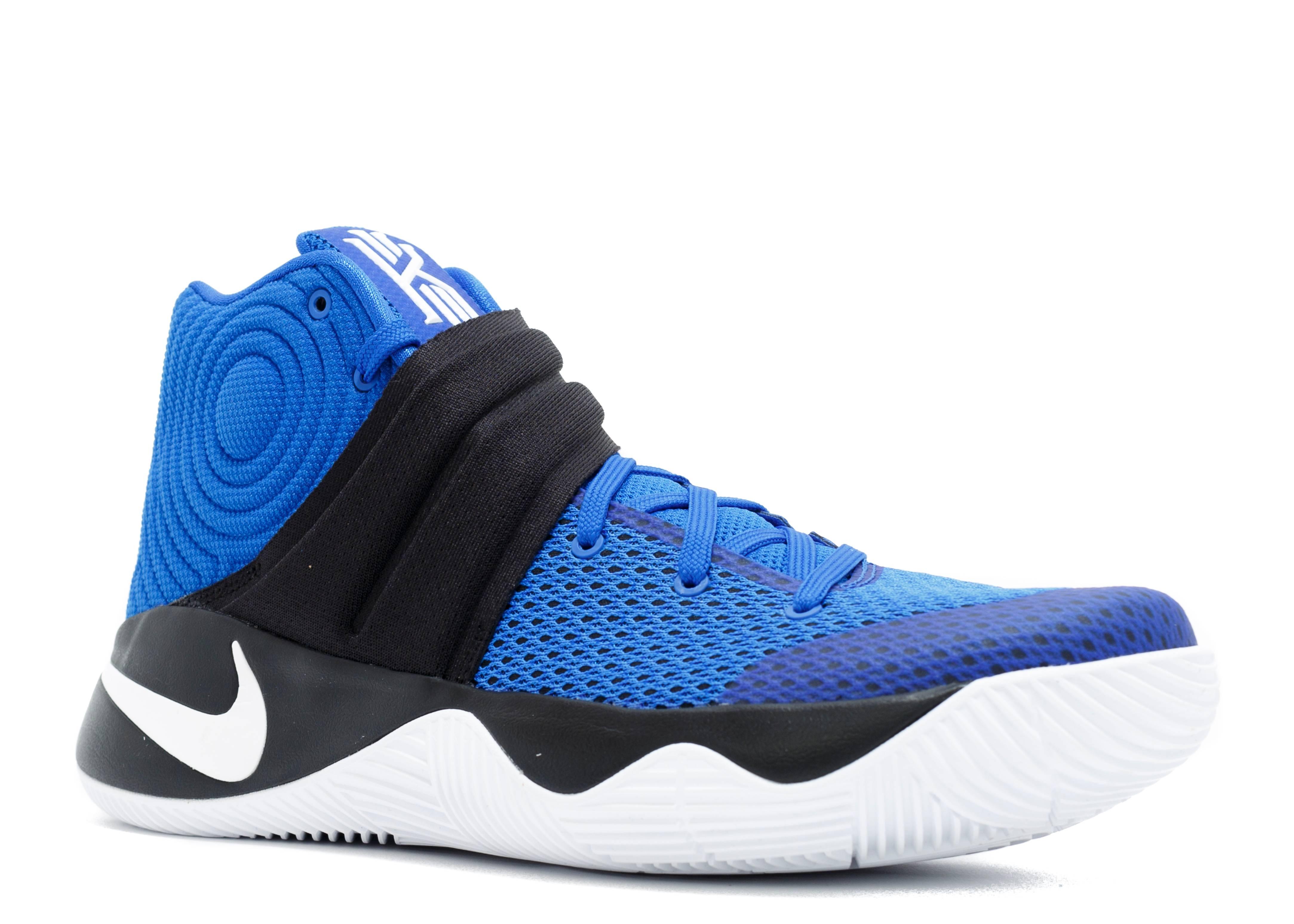 Nike Kyrie Brotherhood Hyper Cobalt White Black
